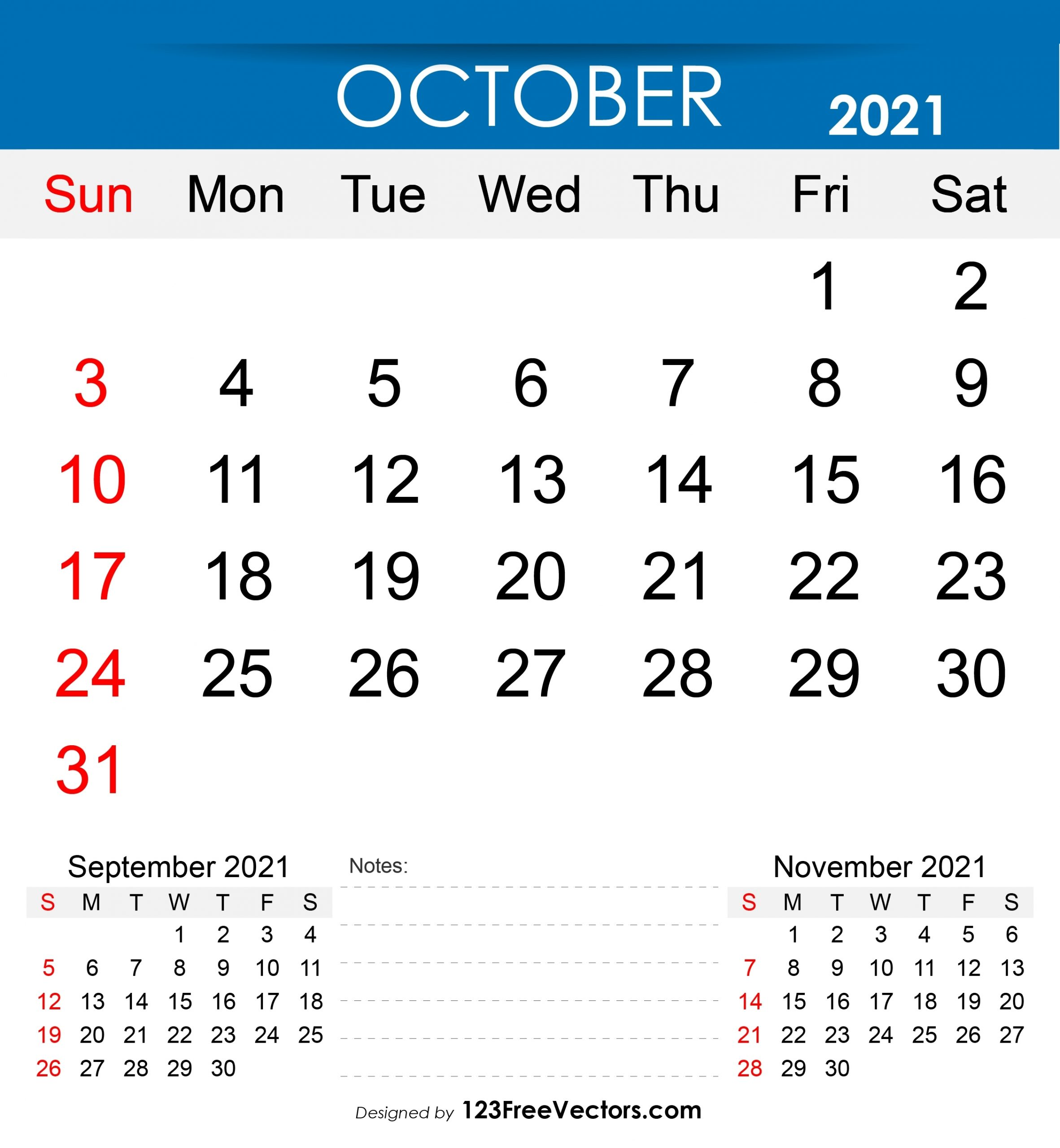 Get August September October 2021