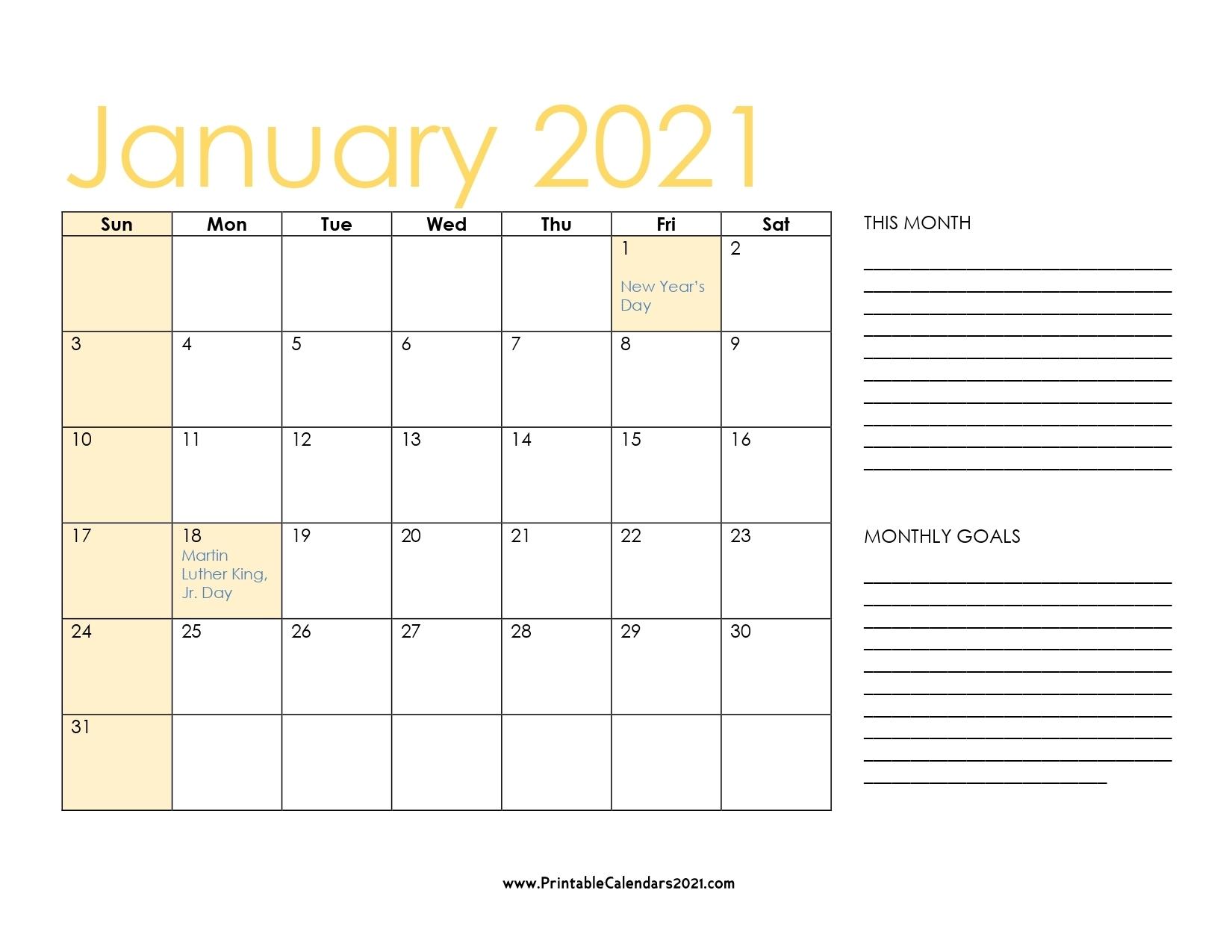 Get Calendar Jan To April 2021