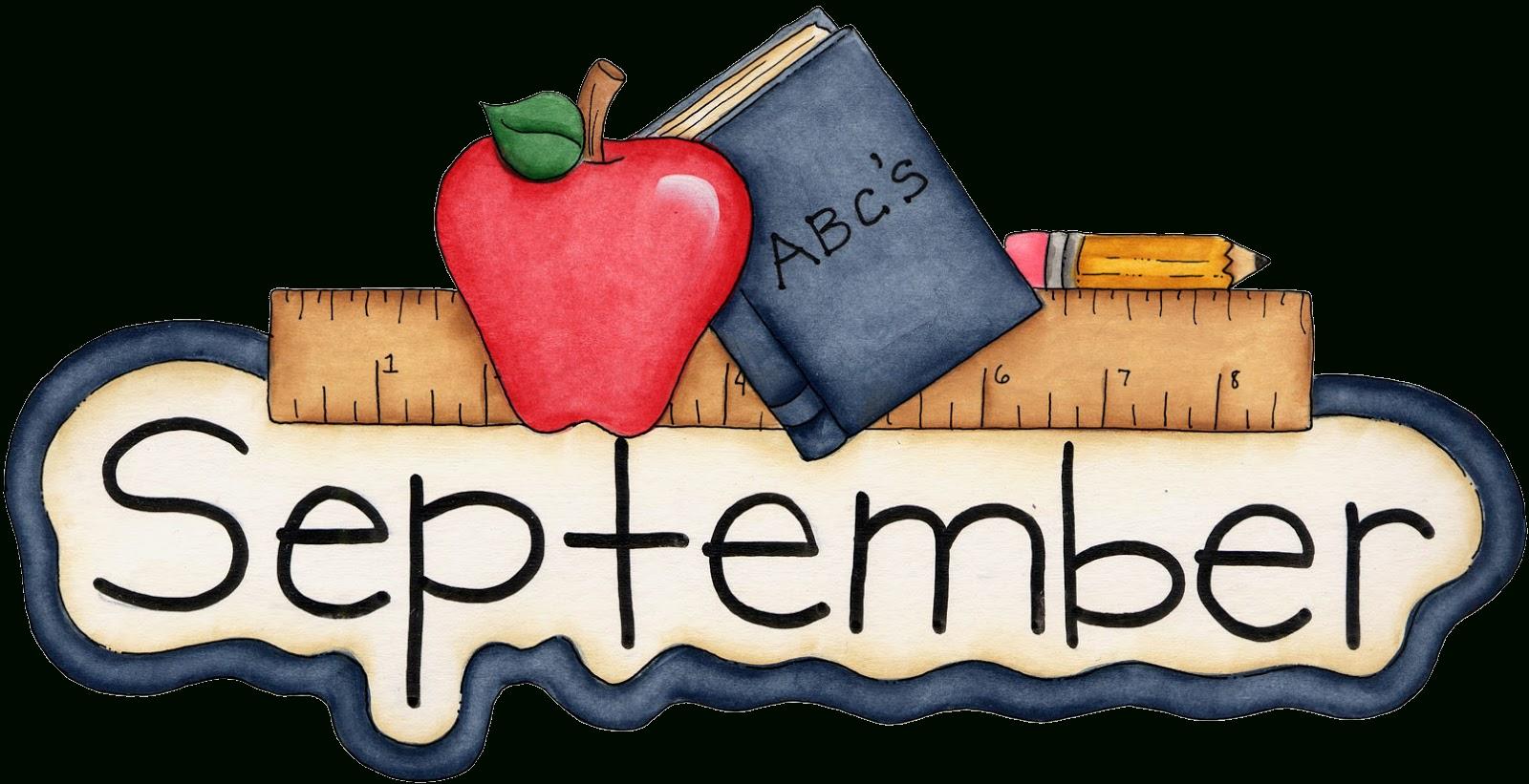 Get Clip Art For September