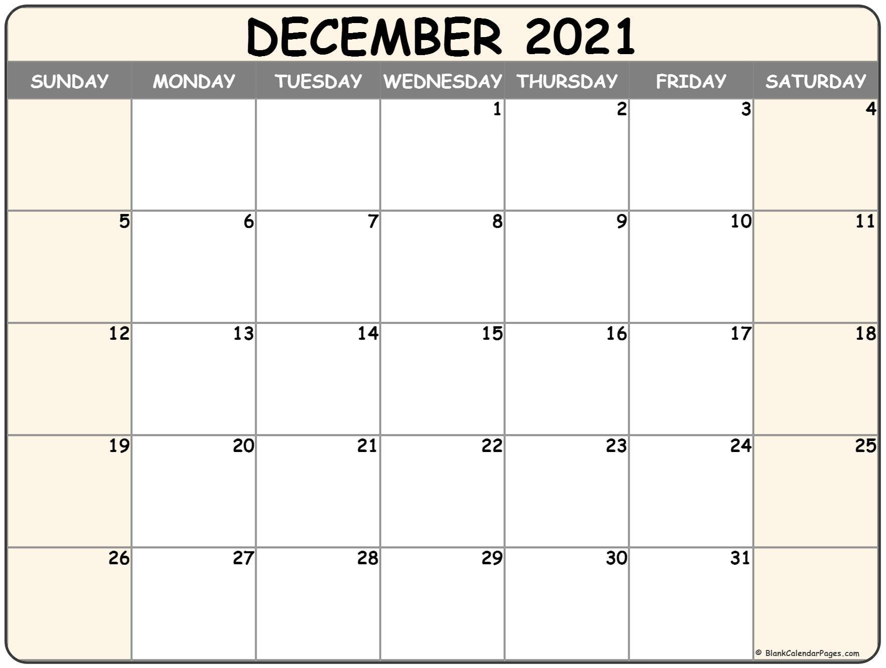 Get Festive 2021 Printable Calendars