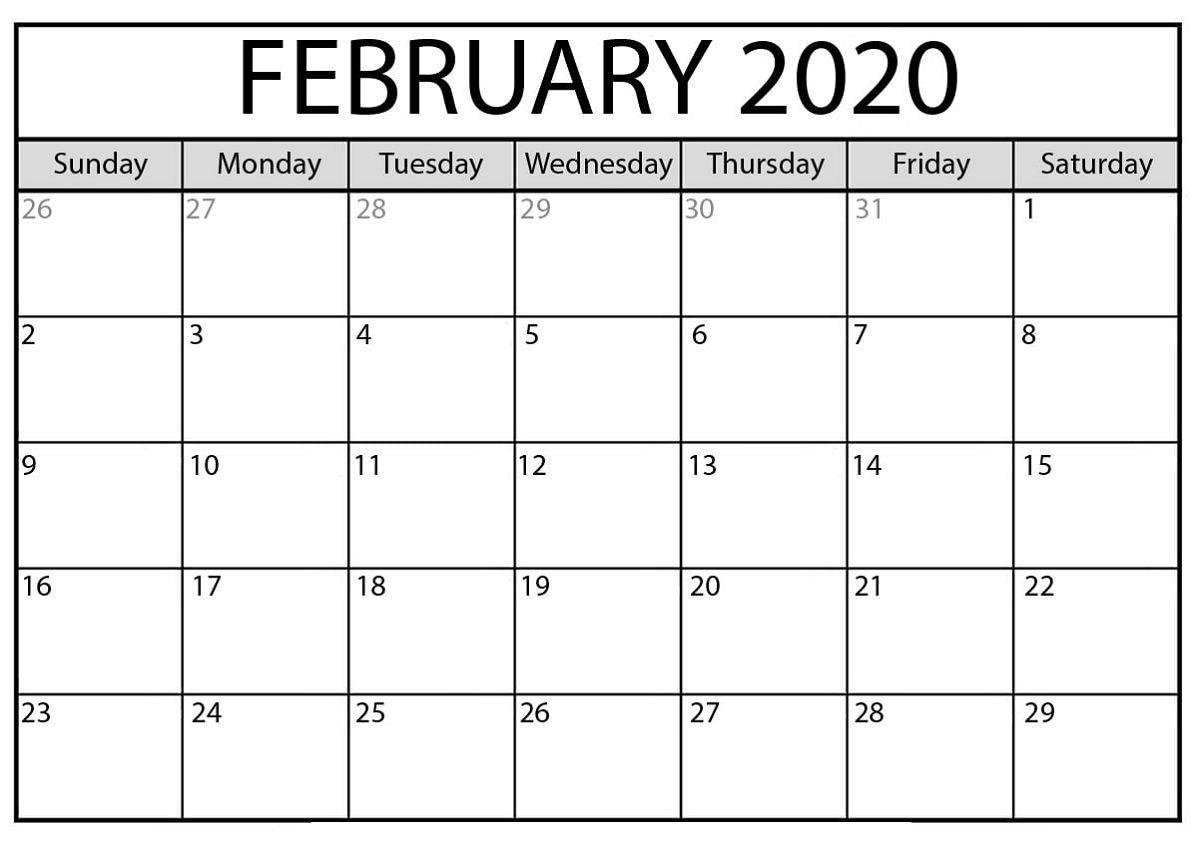 Get Free Calendar Templates Printable