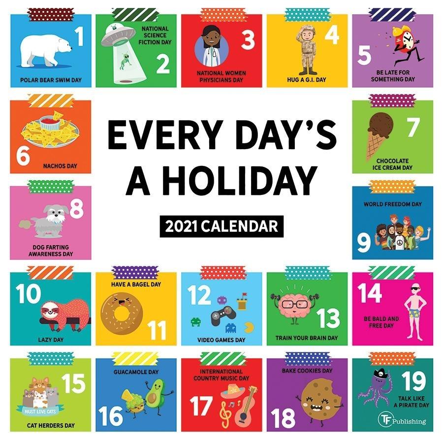 Get Free National Day Calendar 2021
