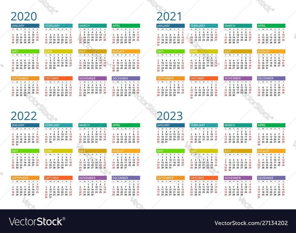Get Free Printable Calendar 2022 And 2023