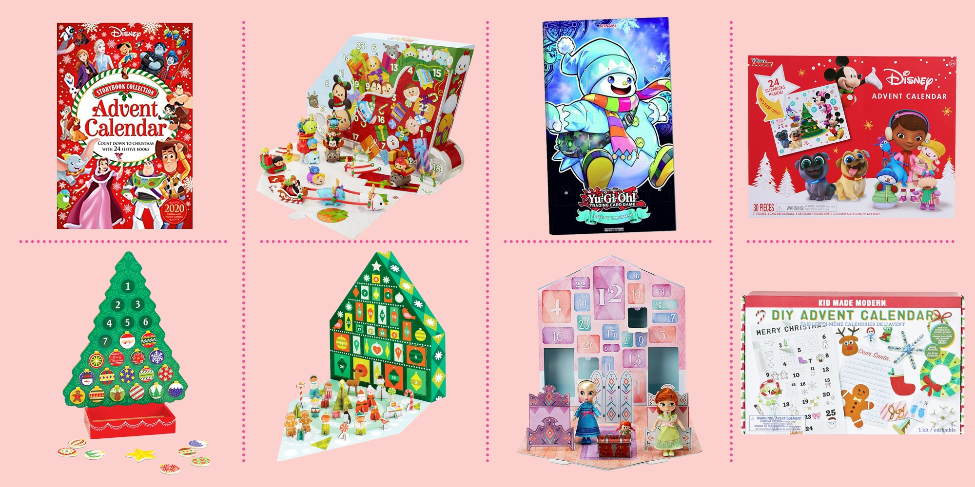 Get Girls Advent Calendar