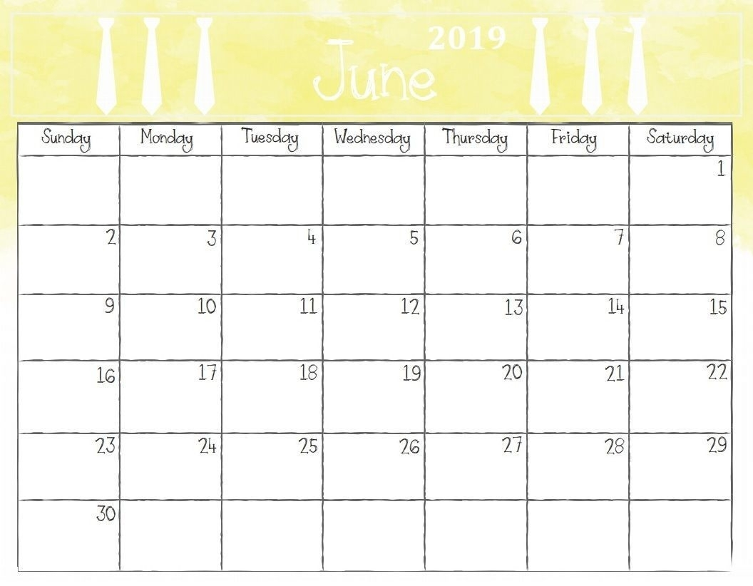Get Hello Kitty 2021 June Printable Calendar Page