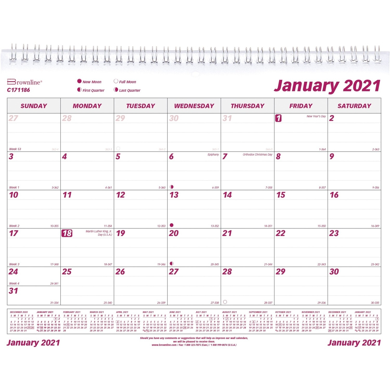 Get Julian Date Calendar 2021