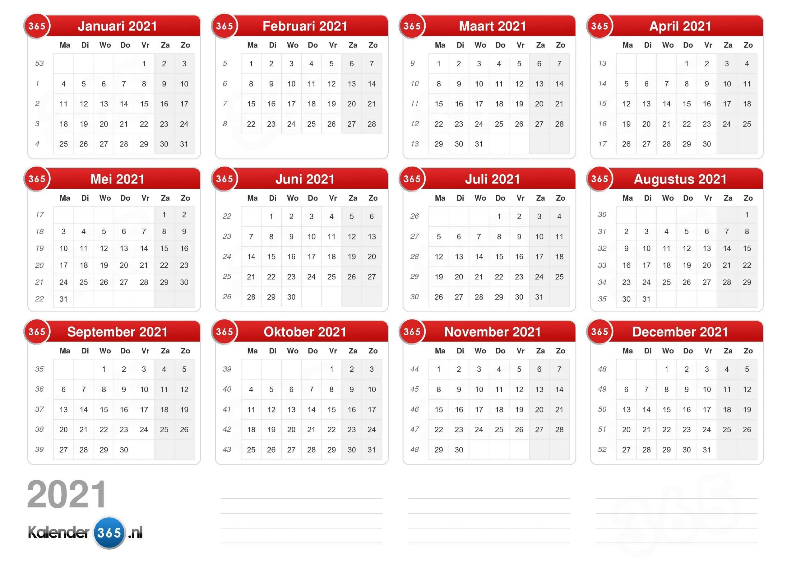 Get Kalender Augustus 2021