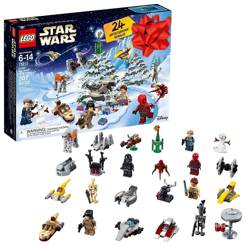 Get Lego 6213564 Star Wars Tm Advent Calendar 75213 2018 Edition Minifigures Small Building Toys Christmas Countdown Calendar K