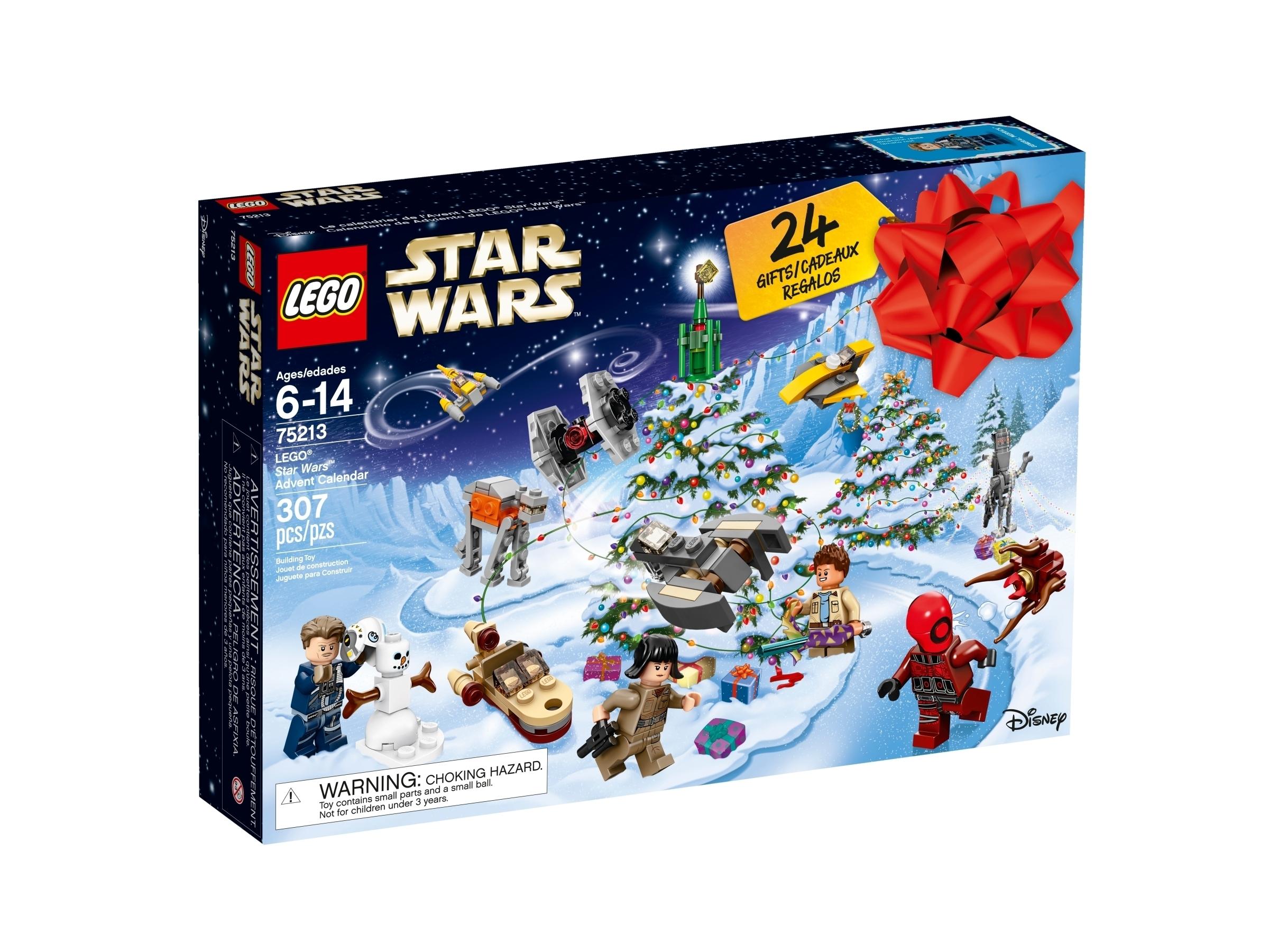 Get Lego Star Wars Advent Calendar 2021 Code
