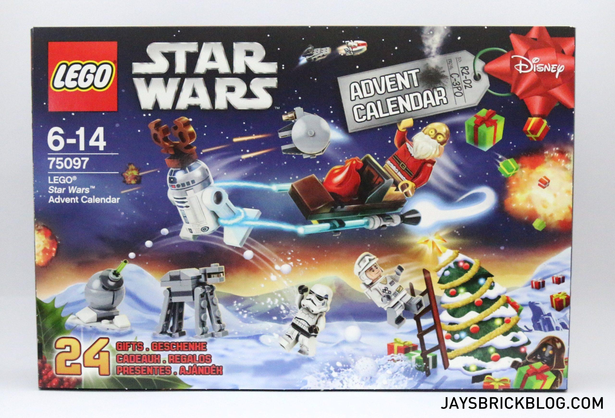 Get Lego Starwars Event Calendar Free Code
