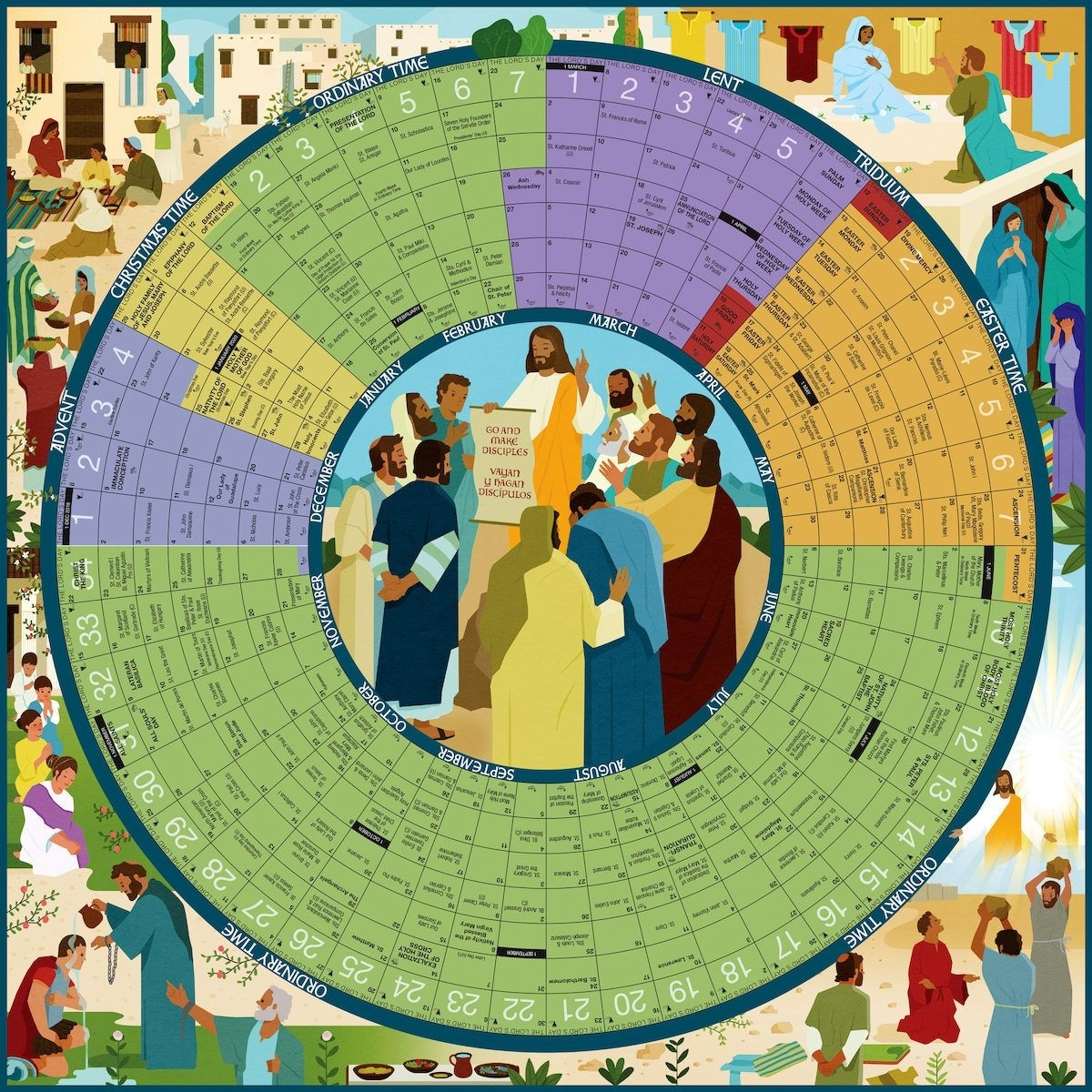 Get Lutheran Liturgical Calendar 2021 Pdf