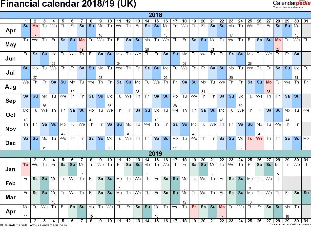 Get Network Rail Week Numbers