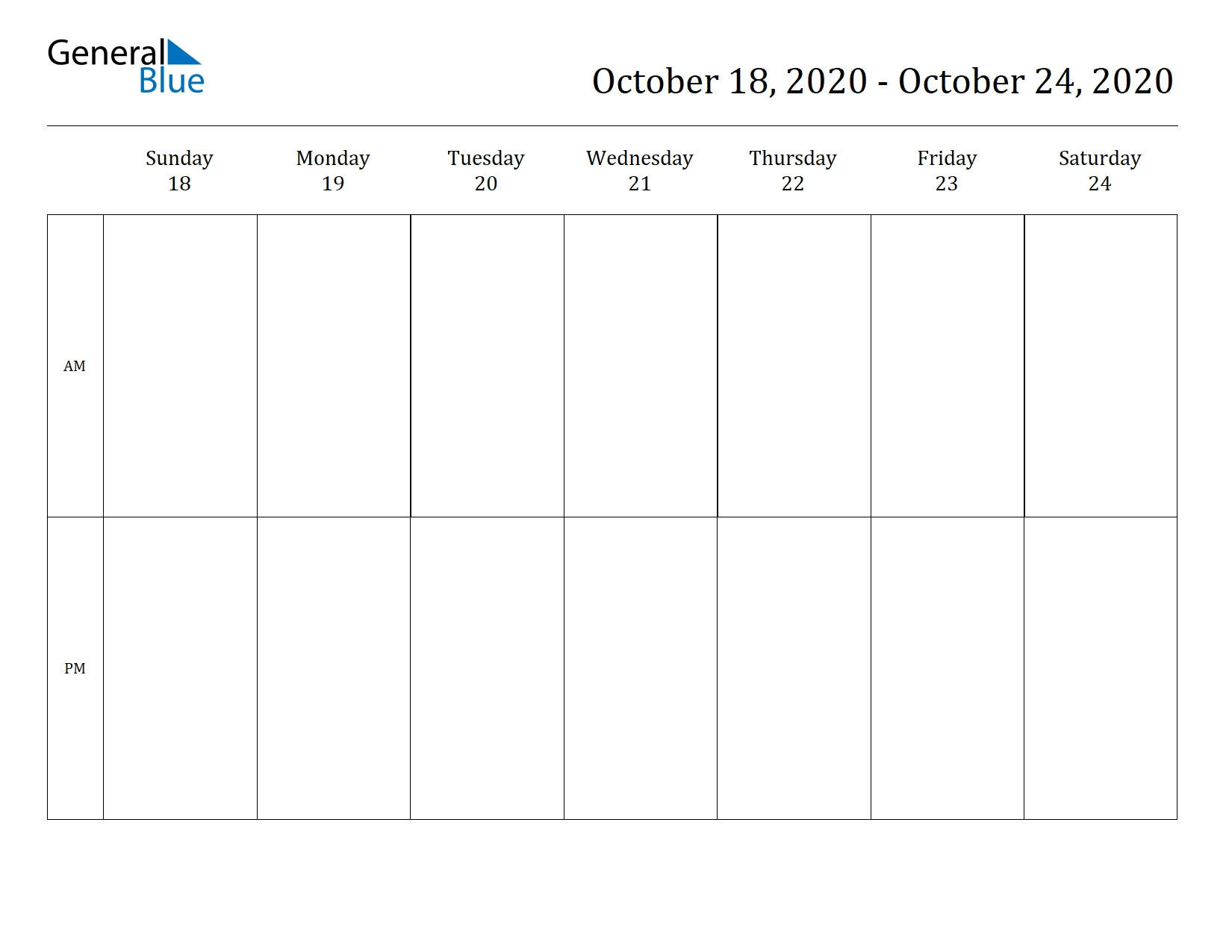 Get October Calendar With Time Slots