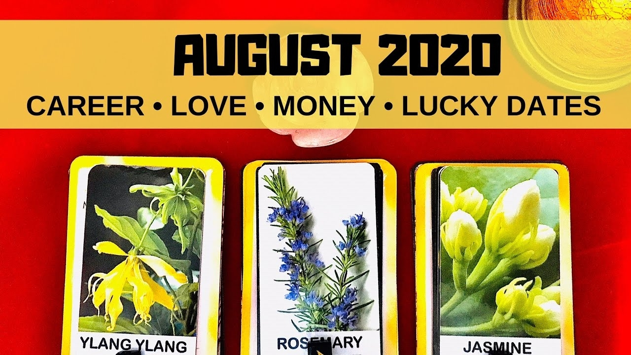 Get Pick A Dates August