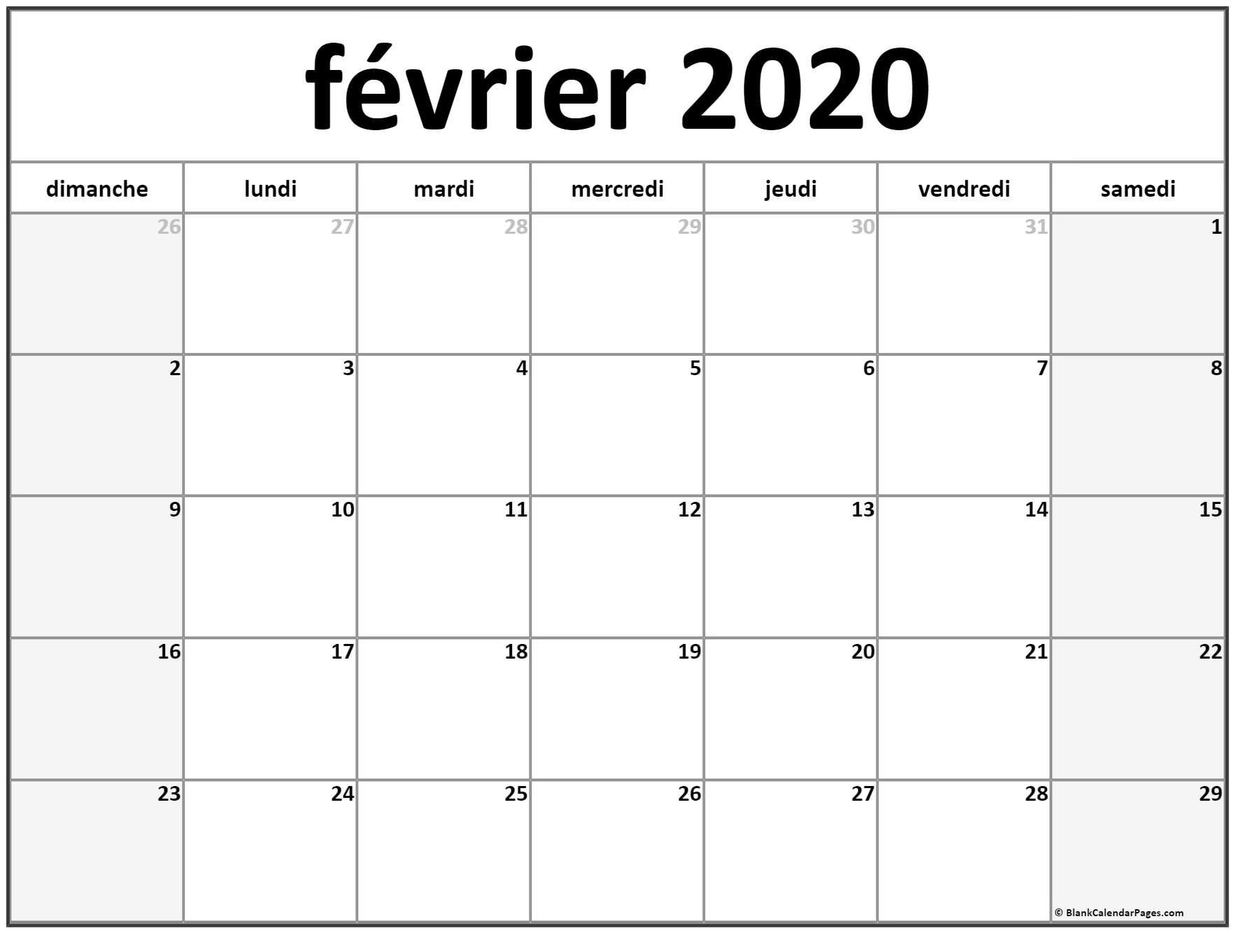 Get Planning Mensuel Gratuit À Imprimer