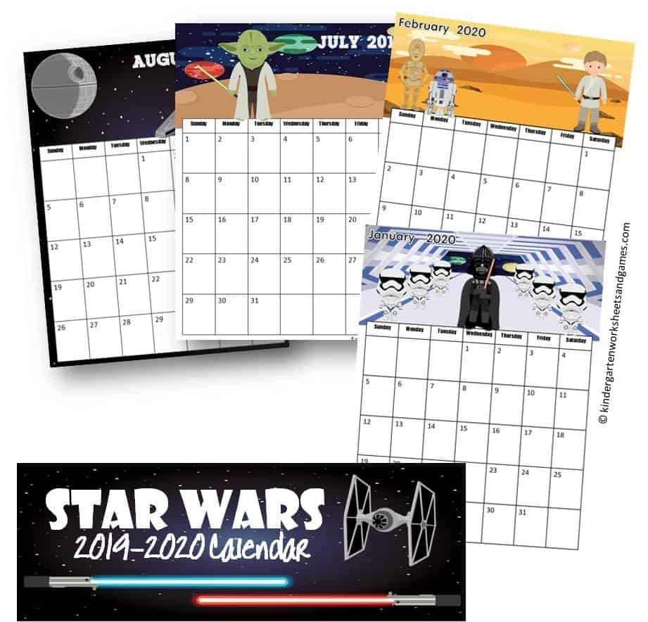 Get Printable Calendars Fourth Of July Theme