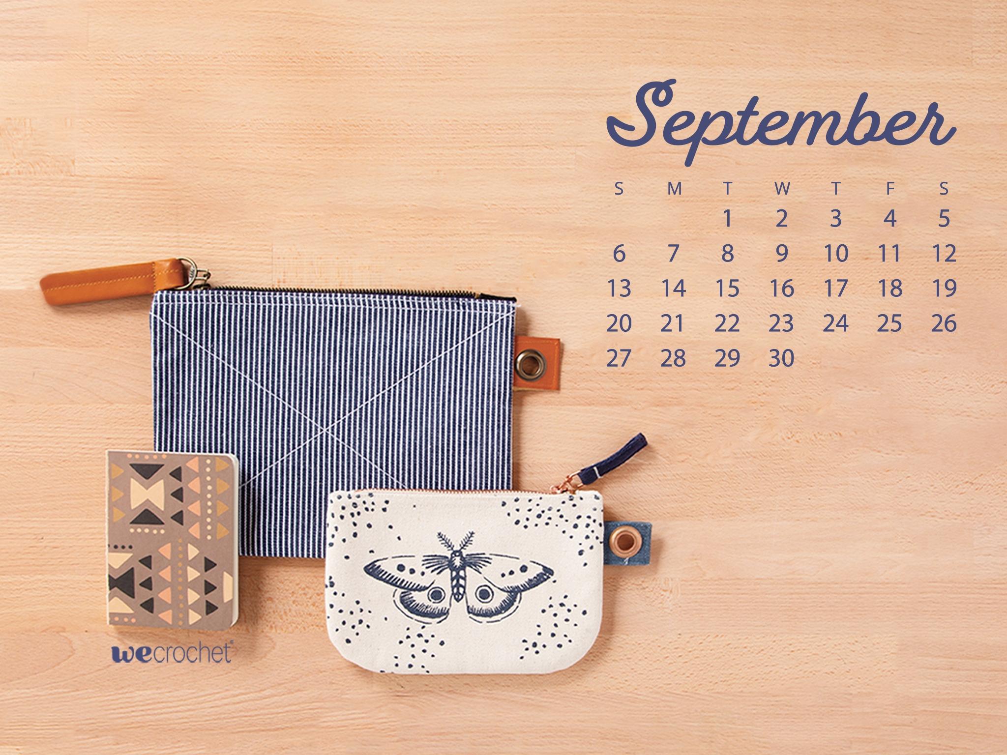 Get Purse Size Calendars