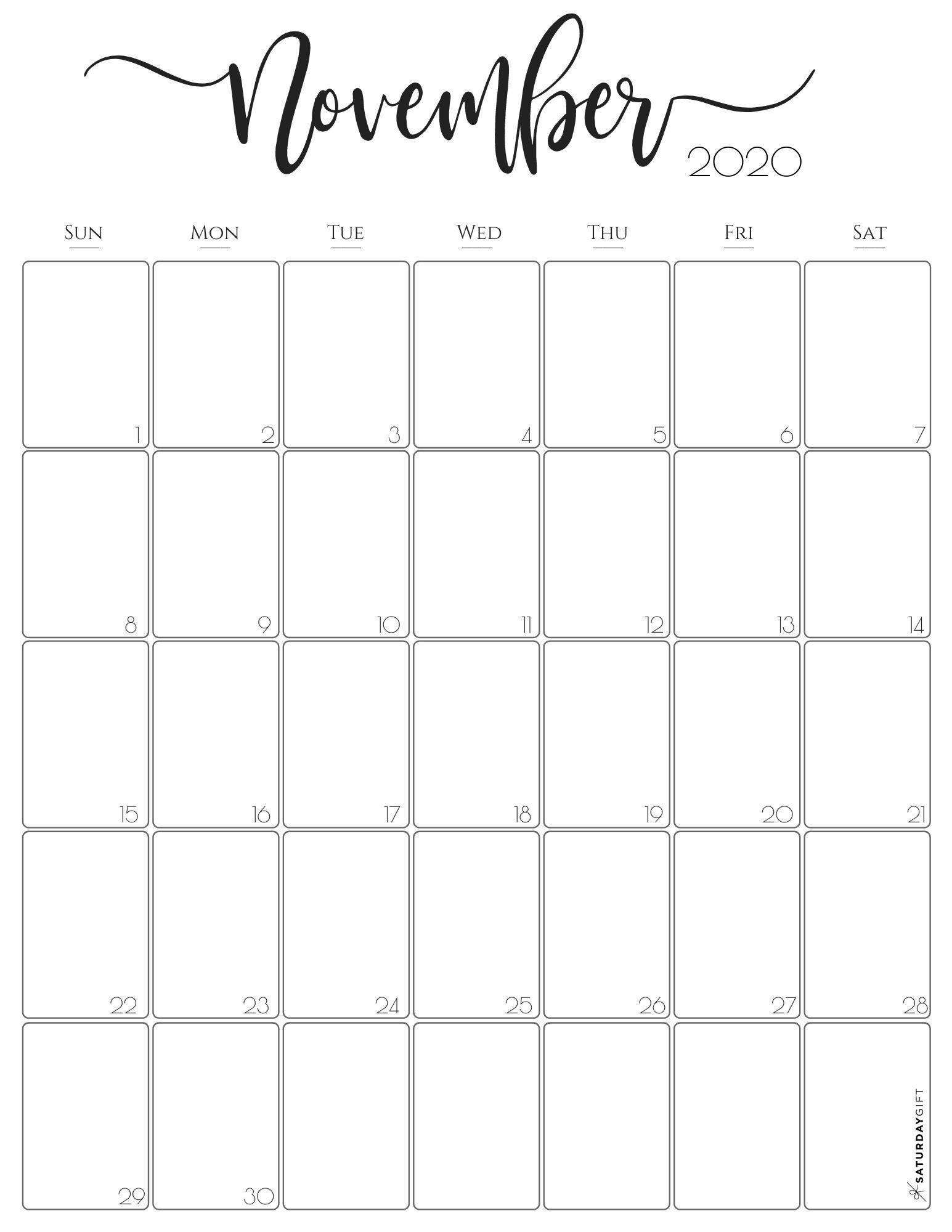 Get September Through December 2021 Calendar Printable