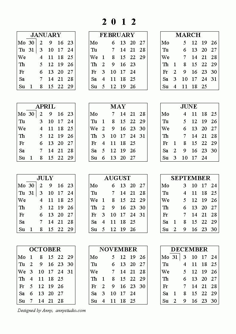 Get What Week Is It – Financial Year