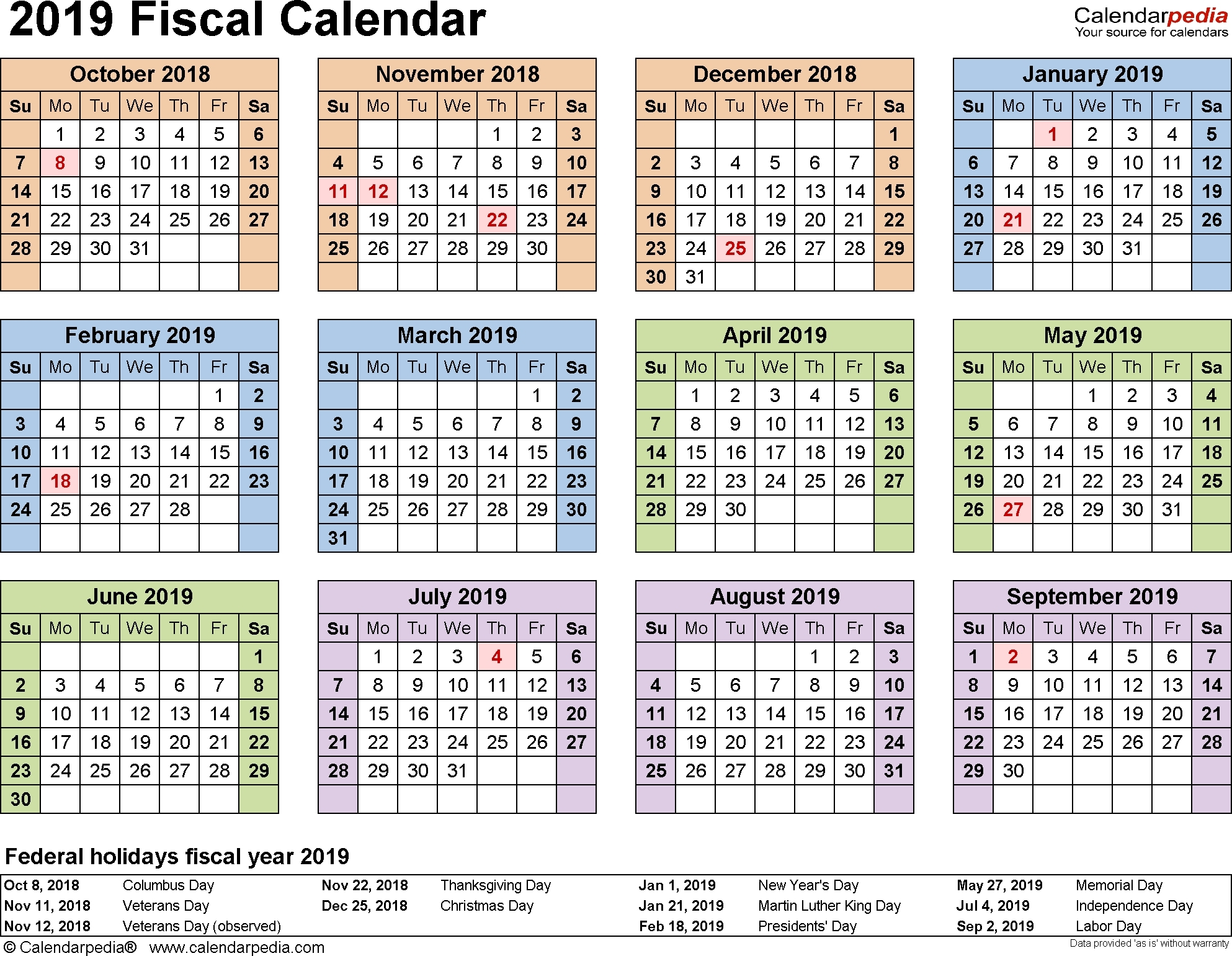 Get What Weeki Are We In For Financila Year