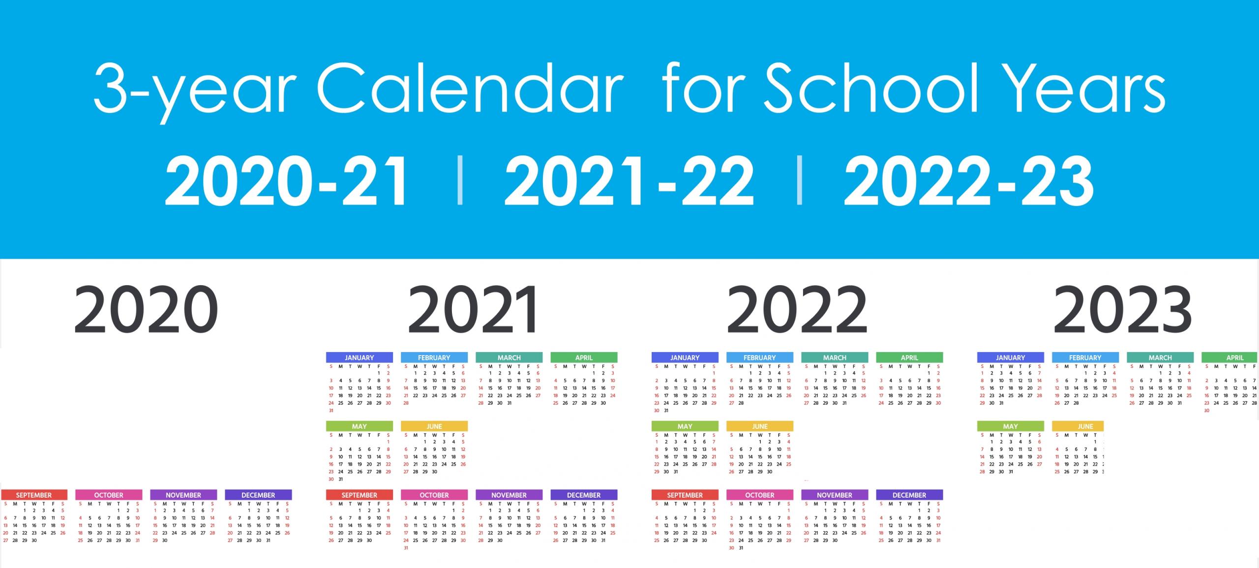 Pick 2021 2021 School Year Calendar