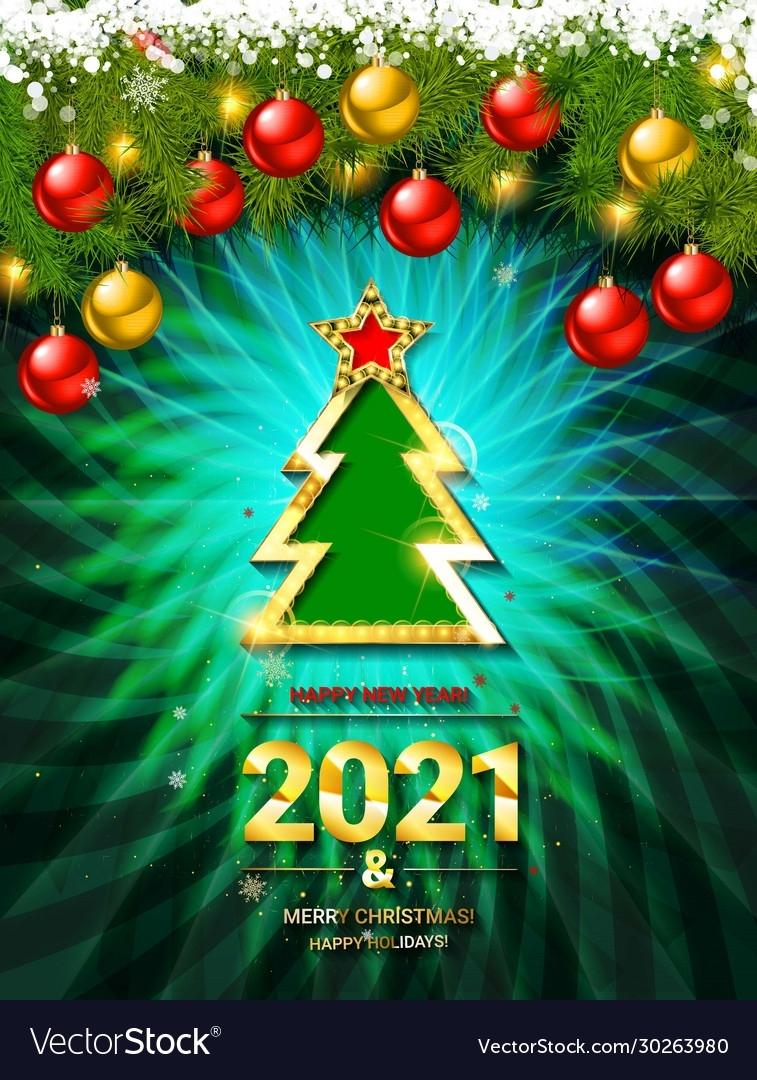 Pick 2021 Christmas Holidays