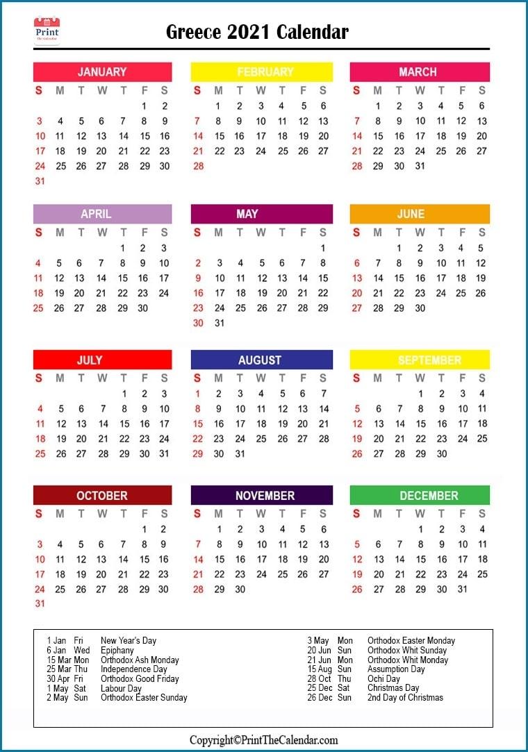 Pick 2021 Orthodox Church Calendar