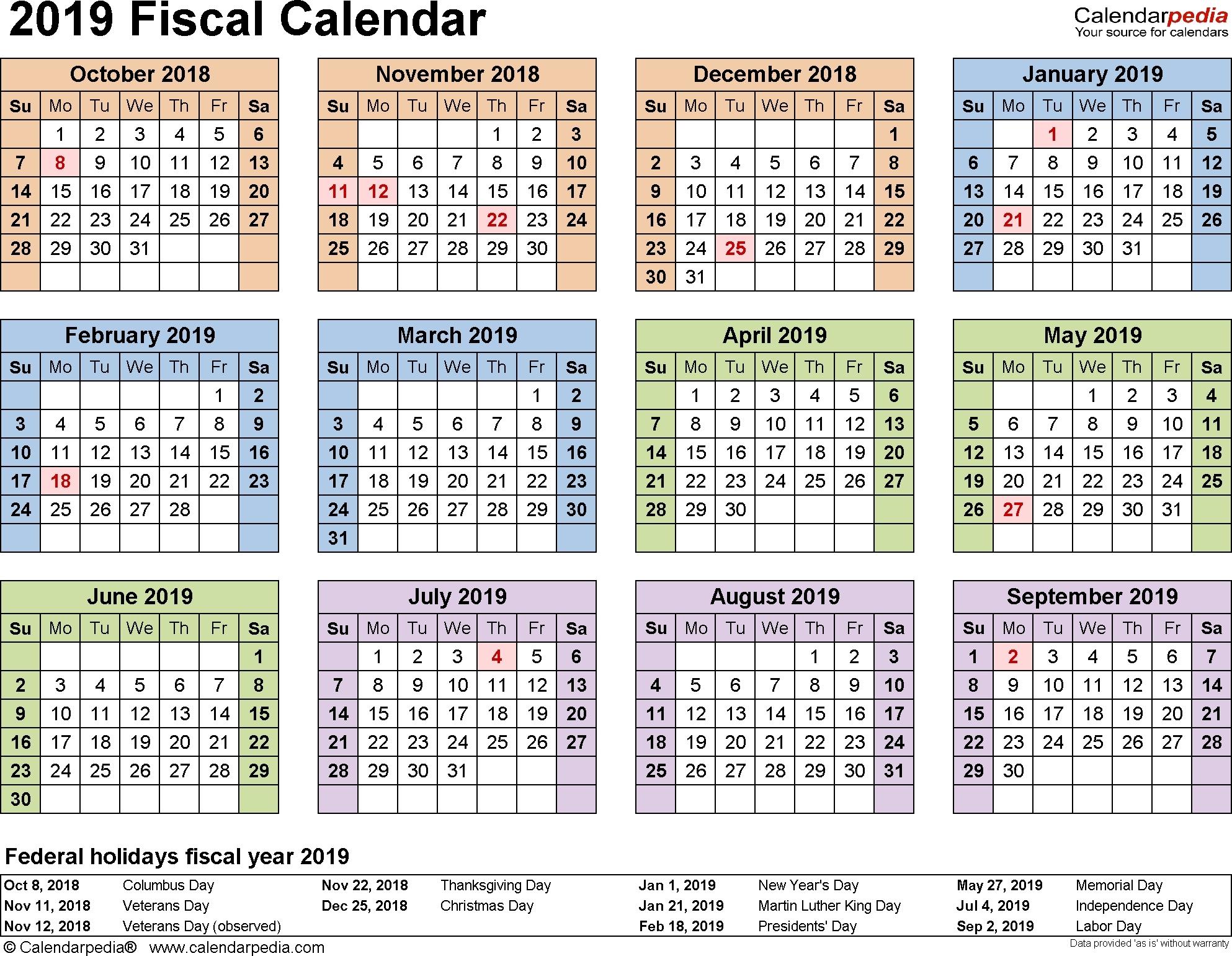 Pick 4 4 5 Calendars