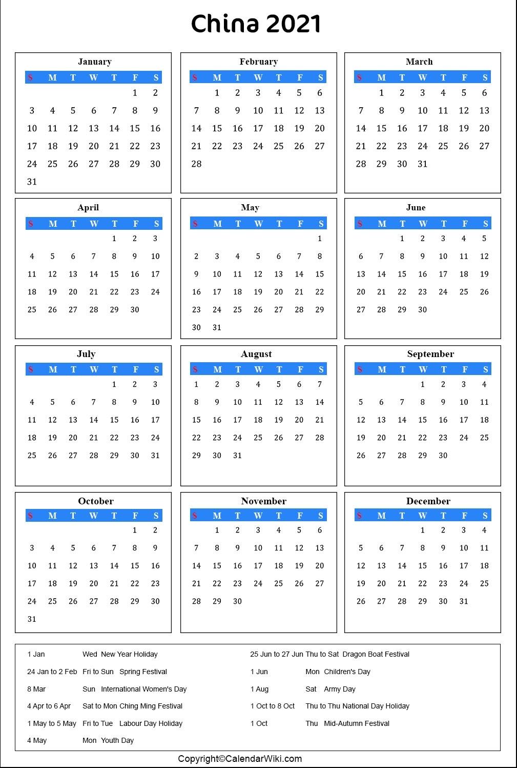 Pick Aug 2021 Calendar Festival