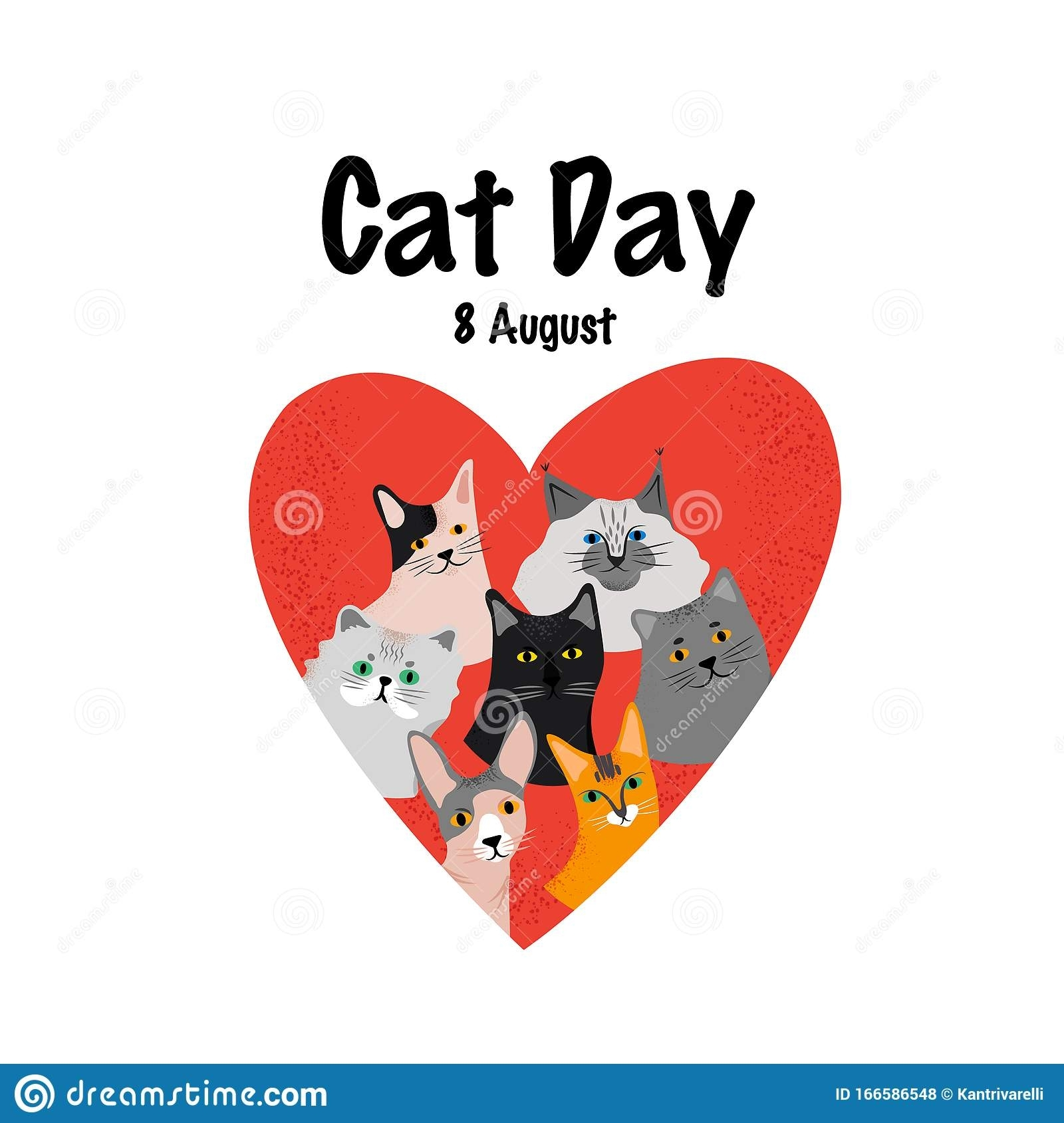 Pick August 8 Cat Day