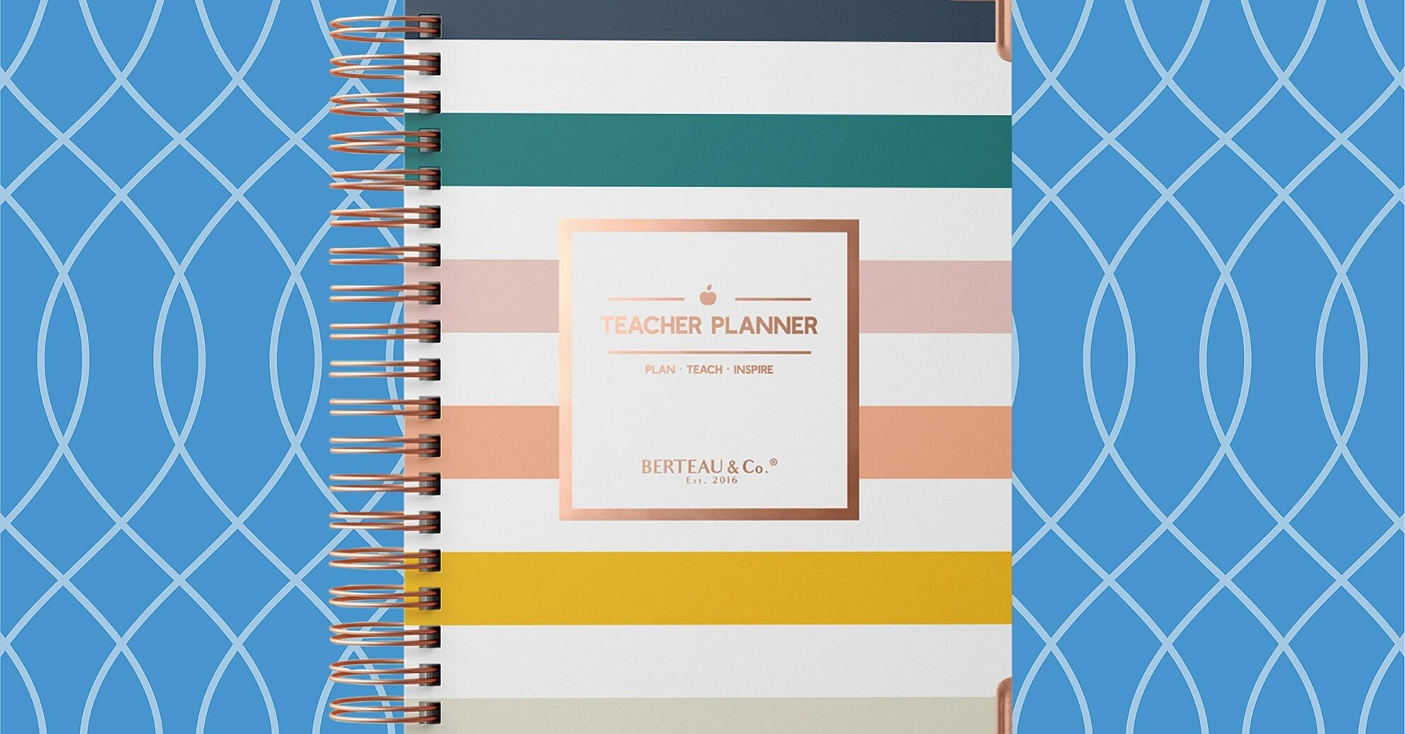 Pick August – December 2021 Planner