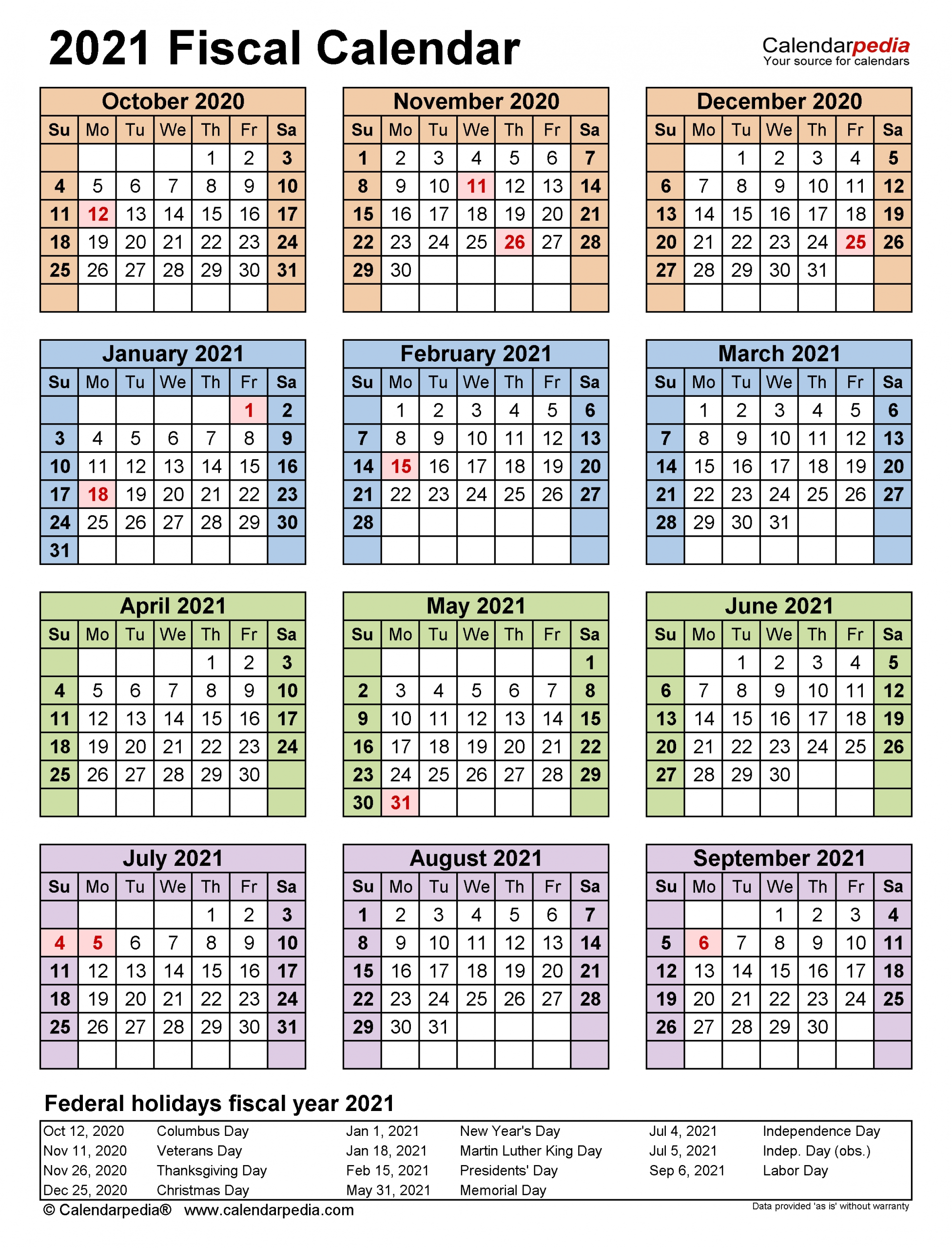 Pick Australia Payroll Calendar Yearly 2021 2021 2022