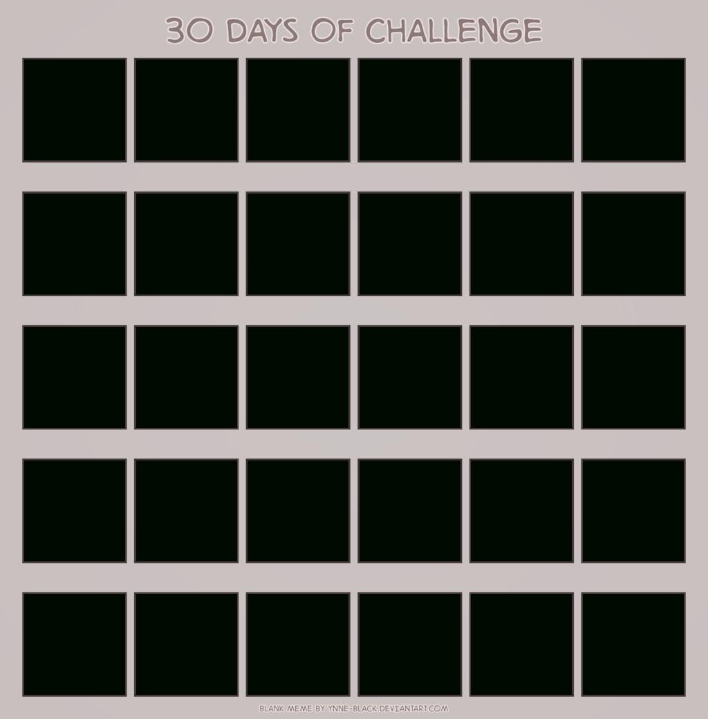 Pick Blank Calendar Day
