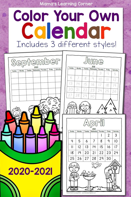 Pick Calendar 2021 For Fill Up
