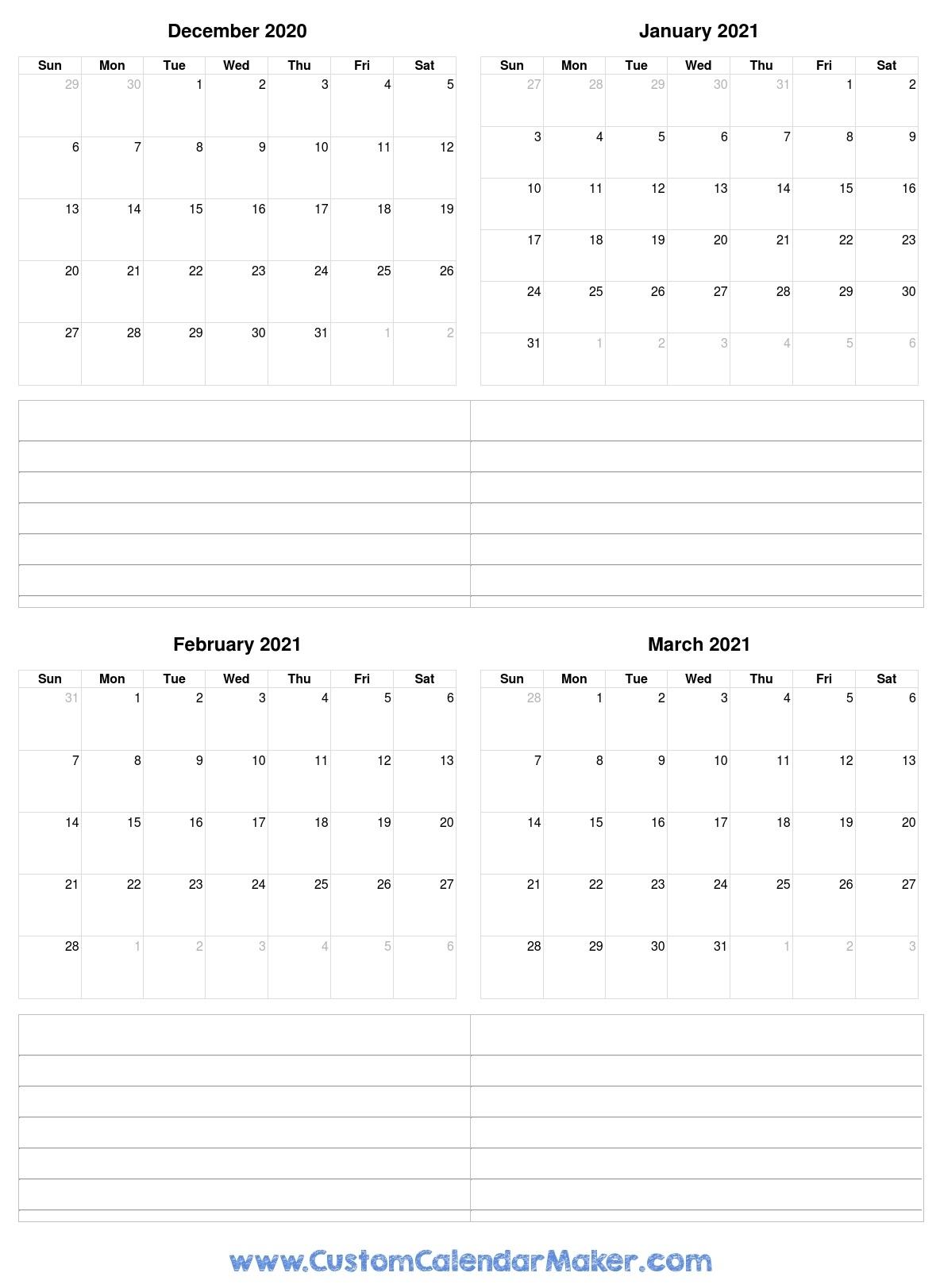 Pick Calendar For August Through December 2021
