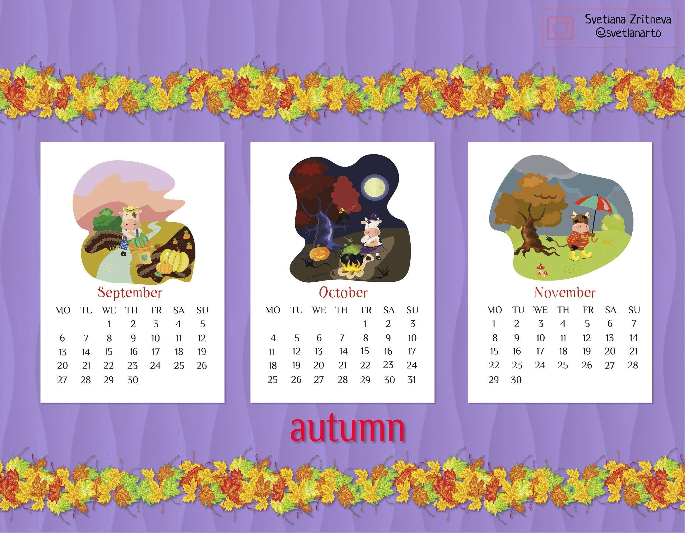 Pick Clip Art September Calendar 2021