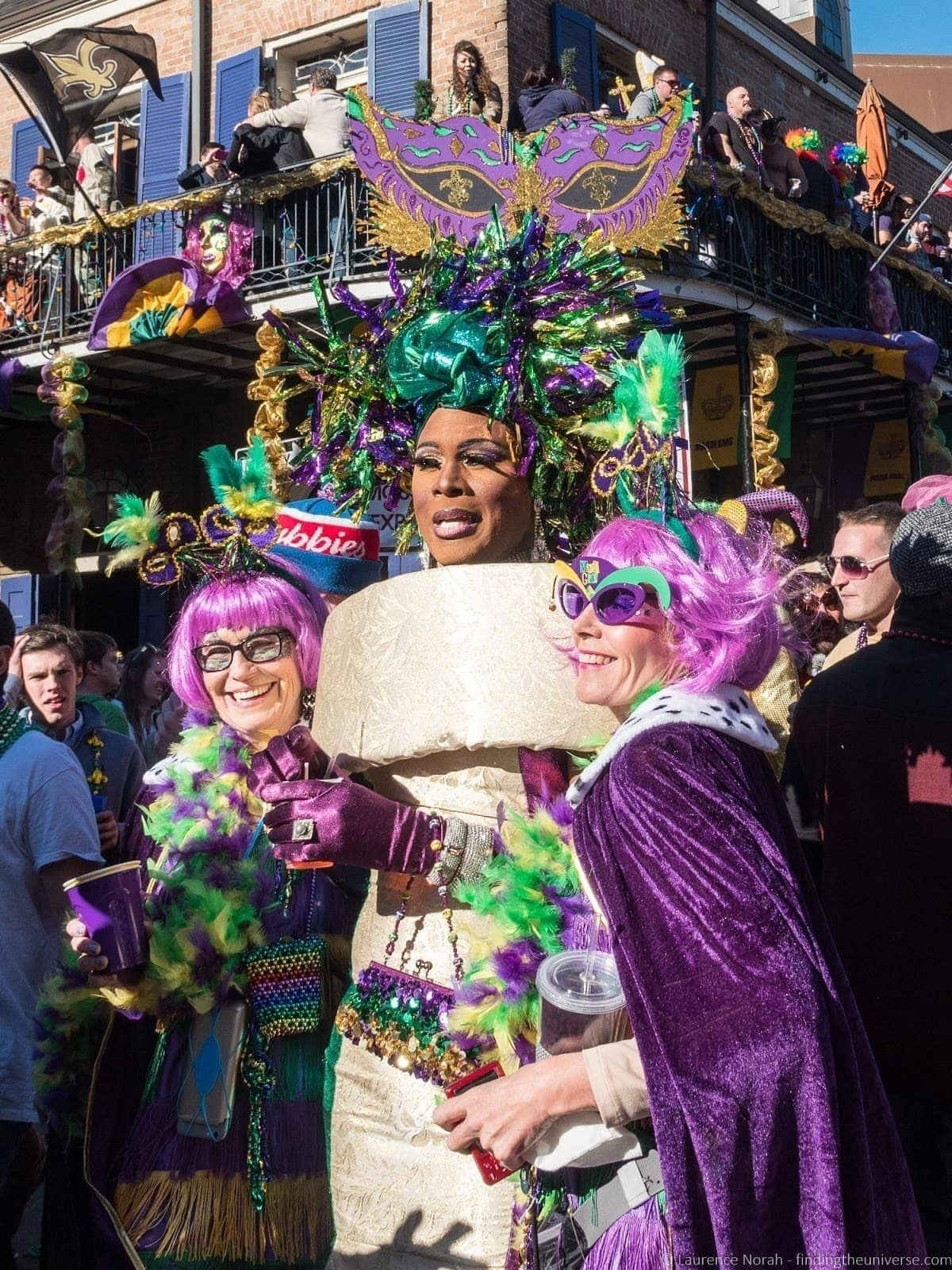 Pick Dates For Mardi Gras 2021