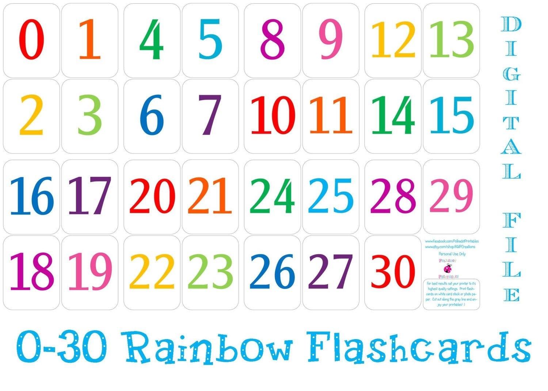 Pick Free Calandar 1 31 Flashcards