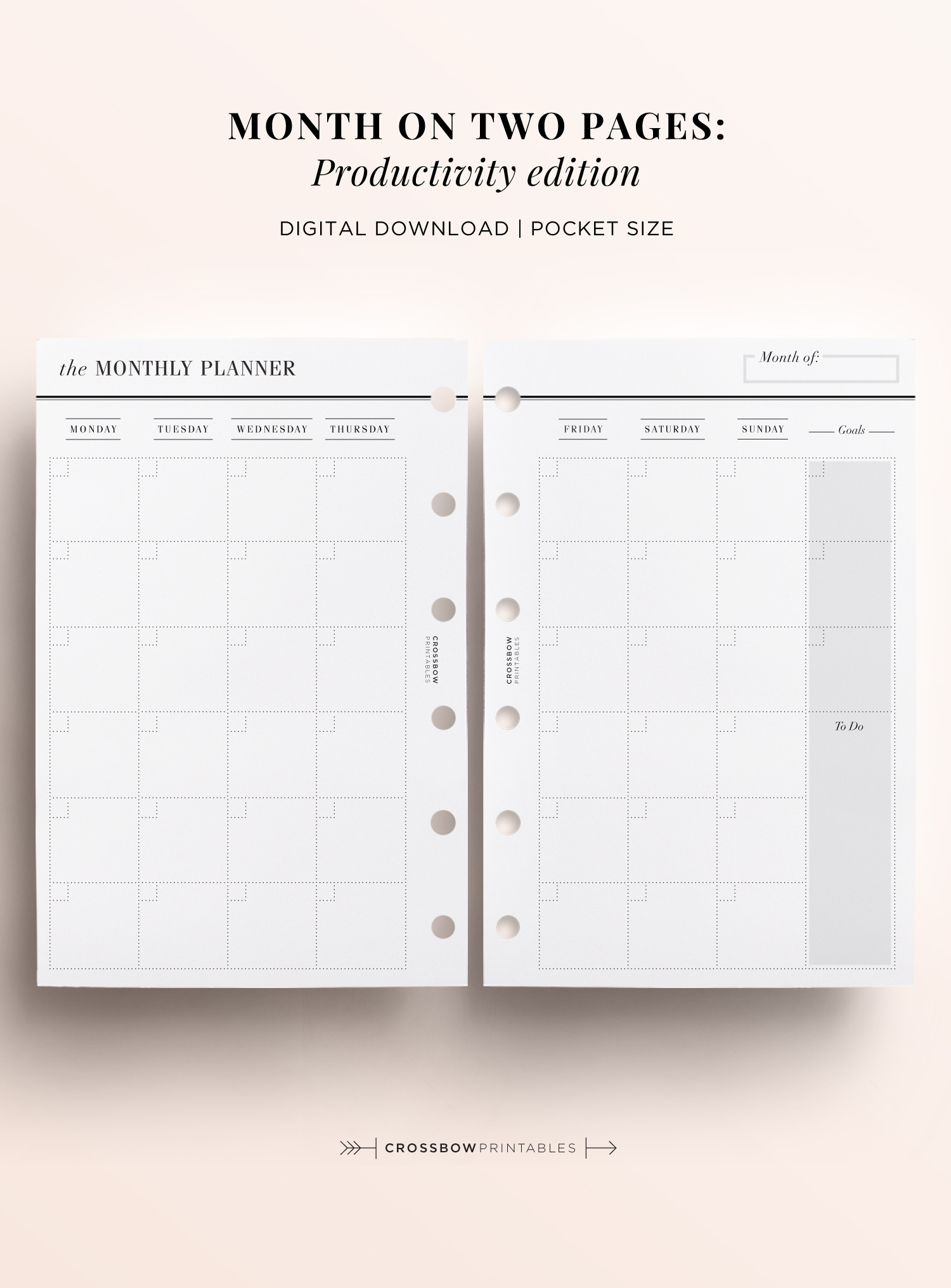 Pick Free Printable Pocket Size Calendars
