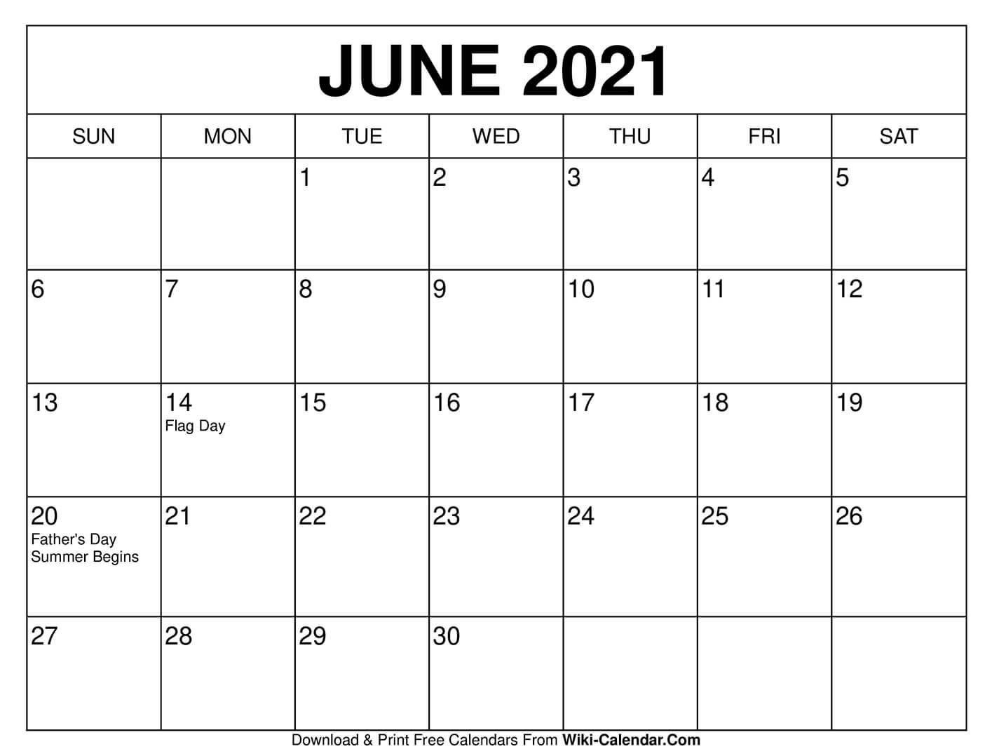 Pick French Calendar 2021 With Space To Write Printable Free