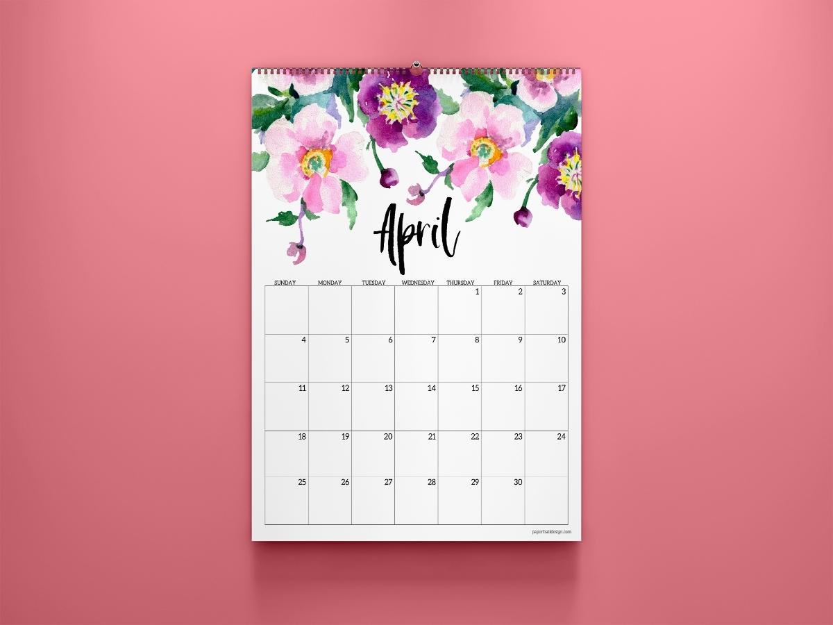 Pick Fun Printable Calendars 2021