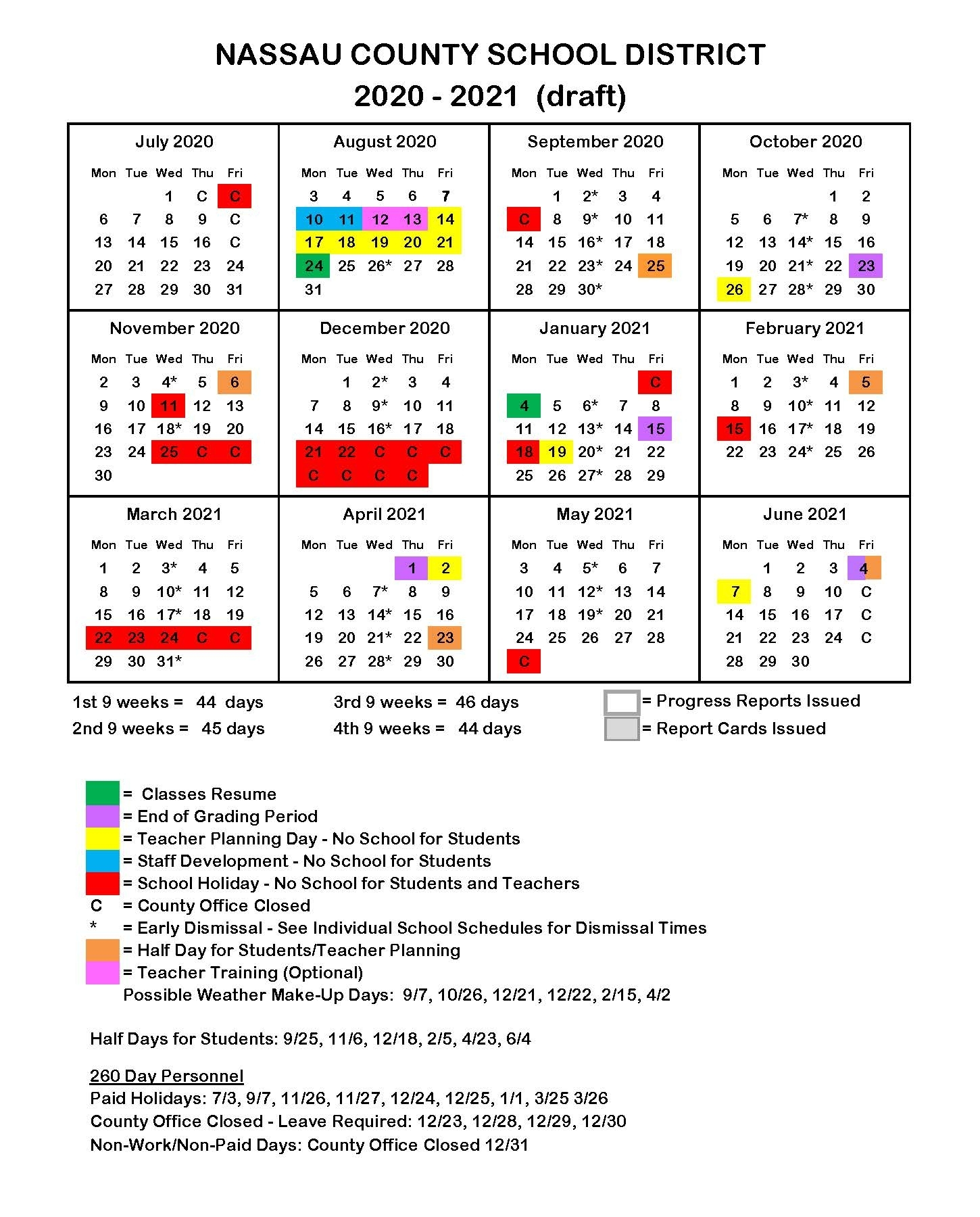 Pick Hillsborough County School Calendar 2021