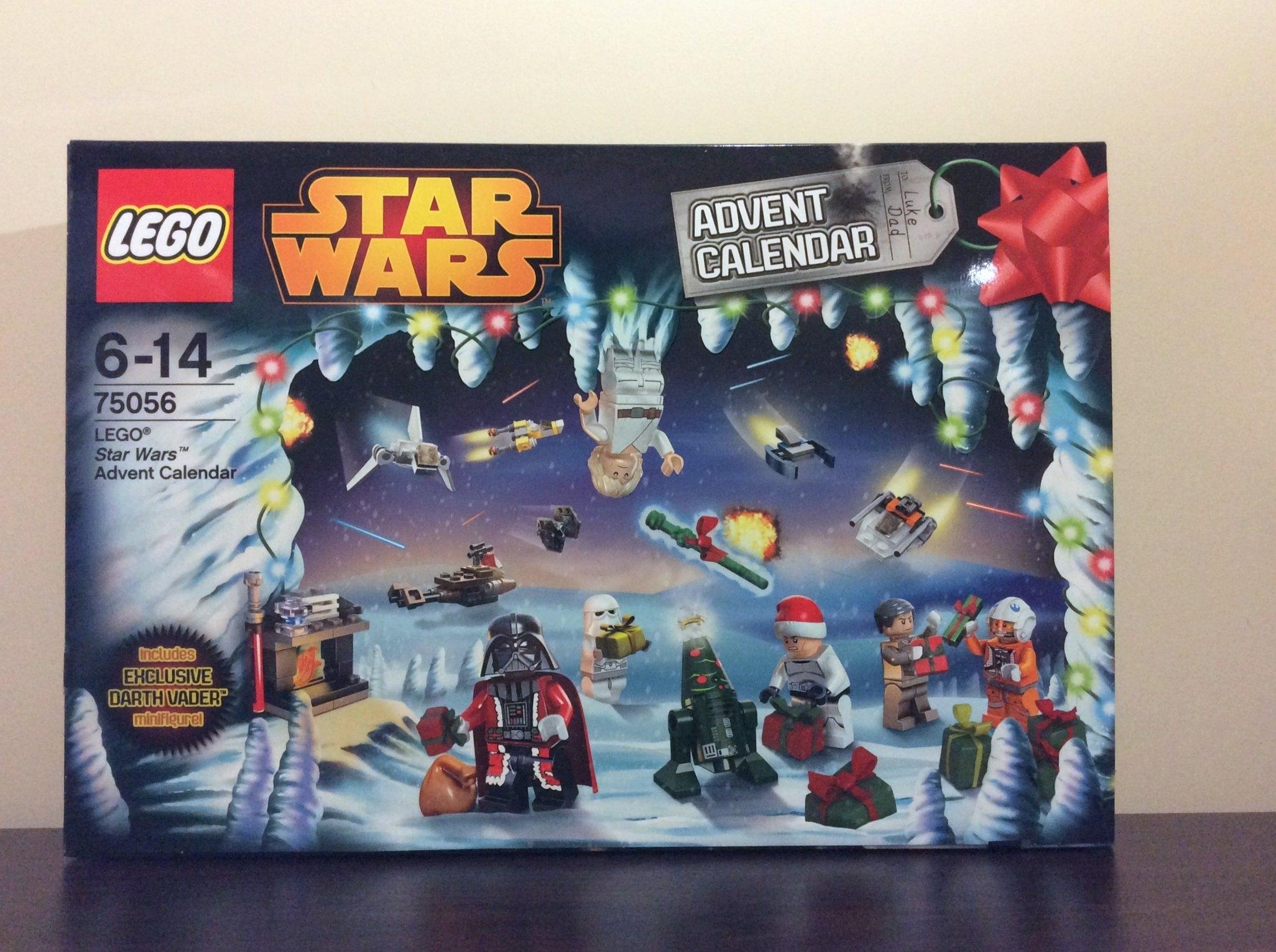 Pick Lego Star Wars Advent Calendar 2021 Code