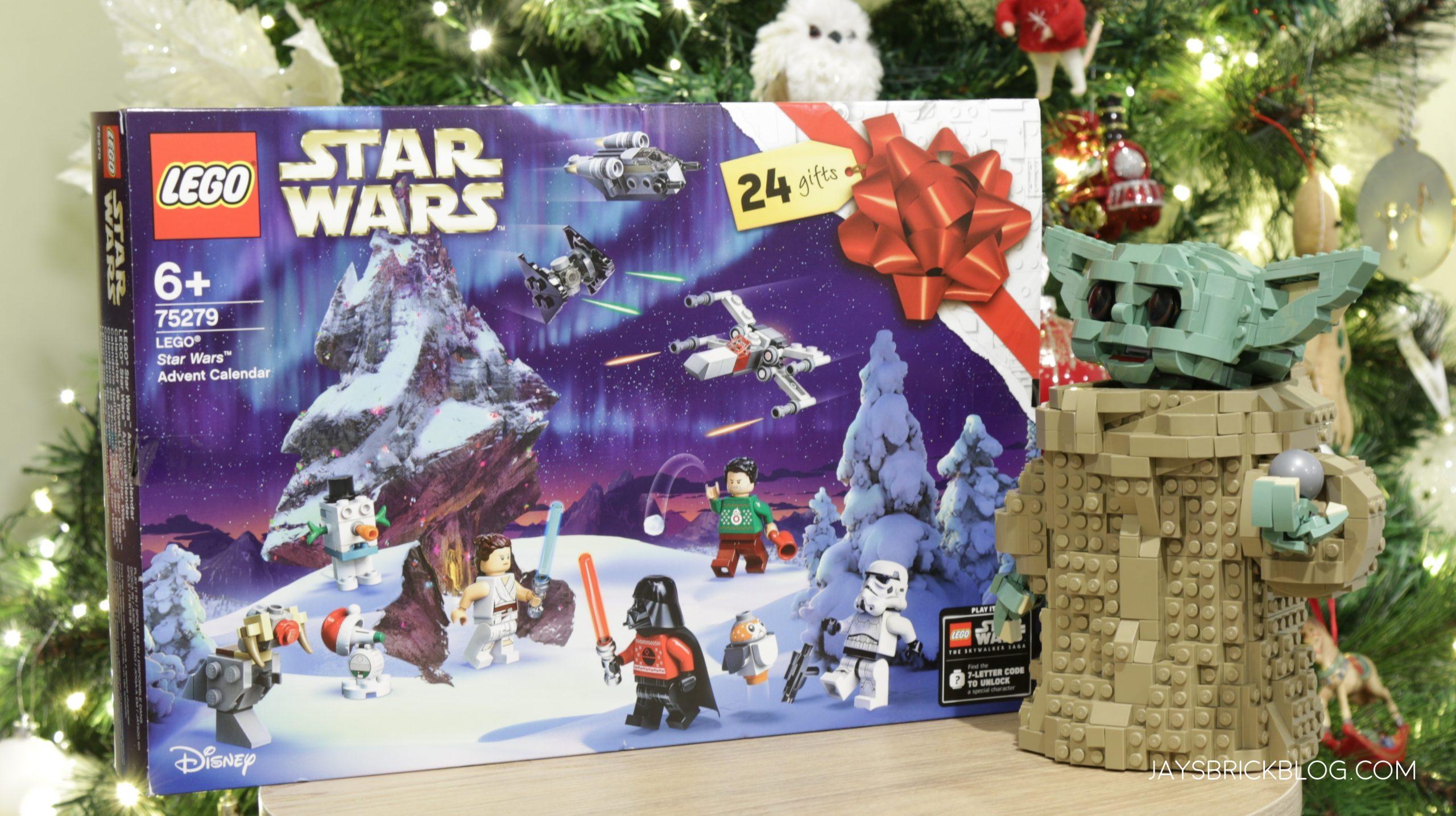 Pick Lego Star Wars Advent Calendar 2021 Instructions