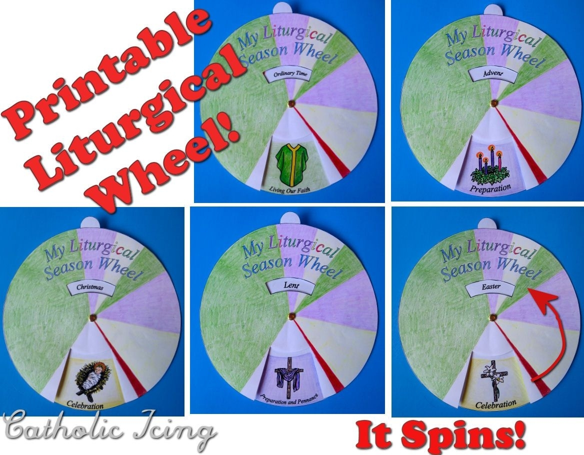 Pick Lessons About The Liturgical Calendar