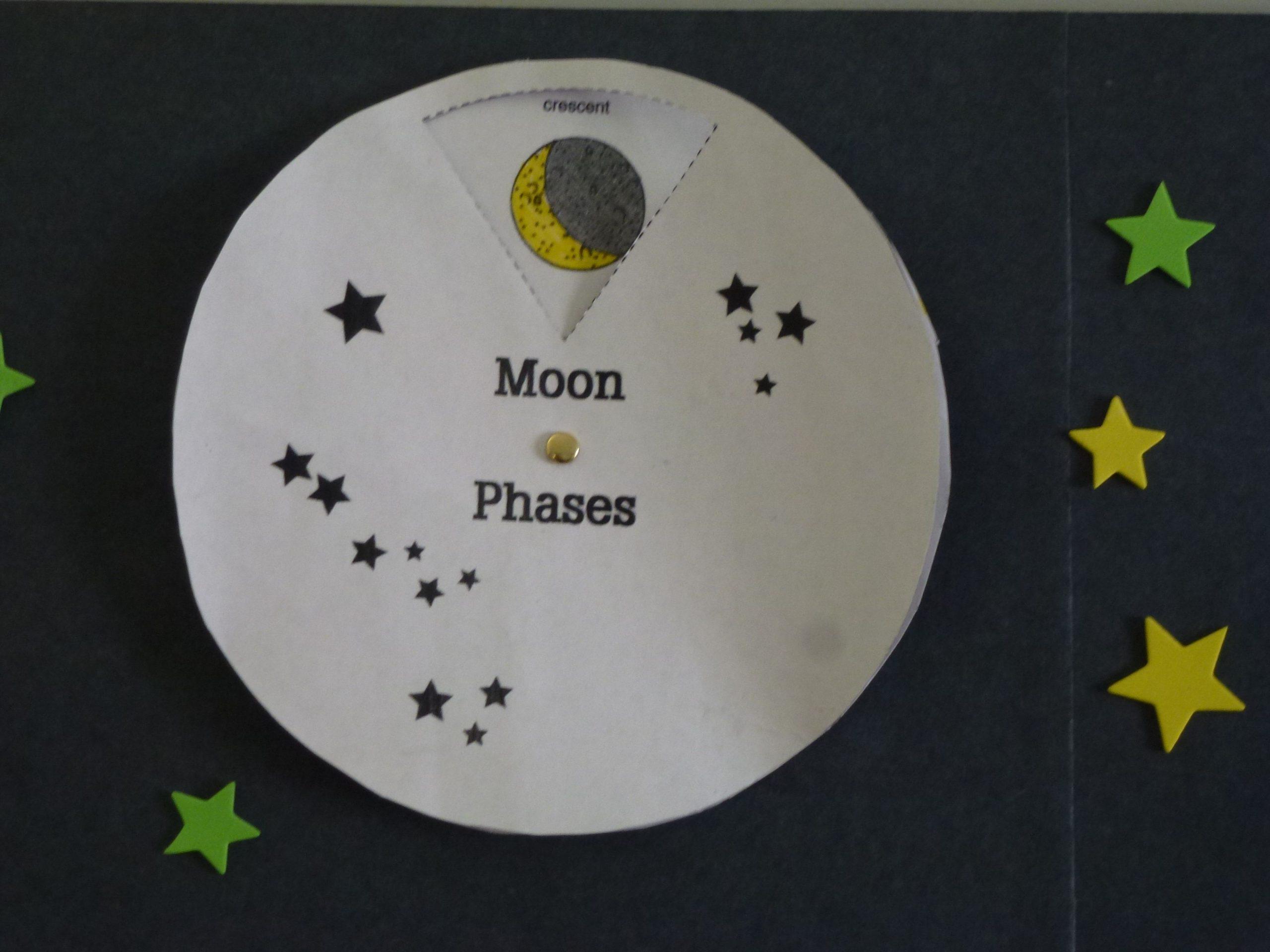 Pick Moon Phases Calendar For Kids