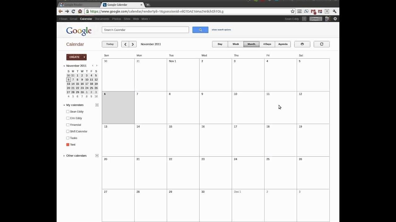 Pick Pitman Work Calendars