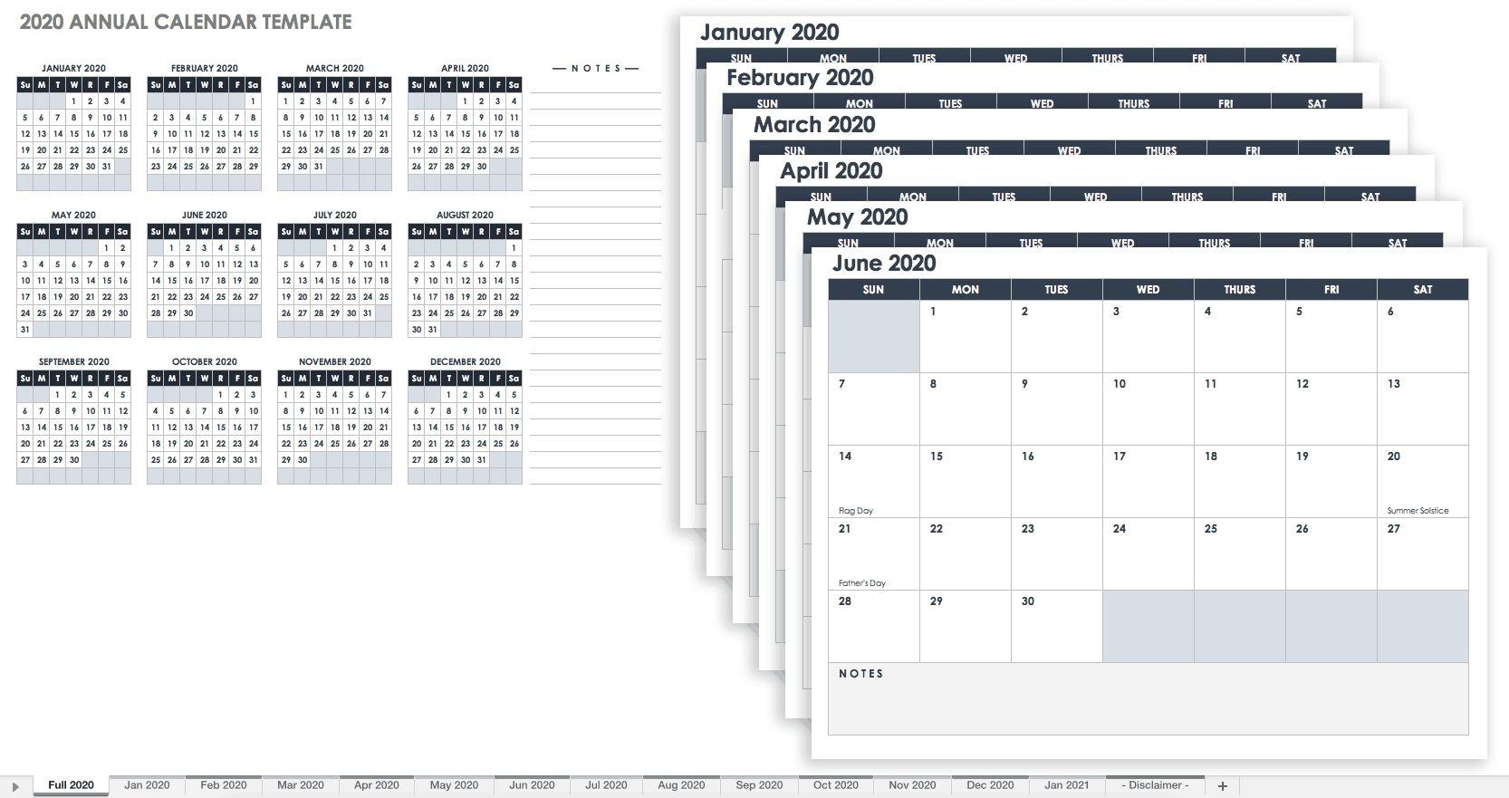 Pick Pocket Sized Calendar Excel