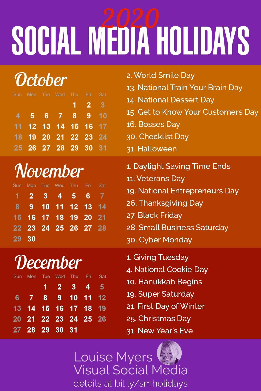Pick Printable List Of 2021 National Days