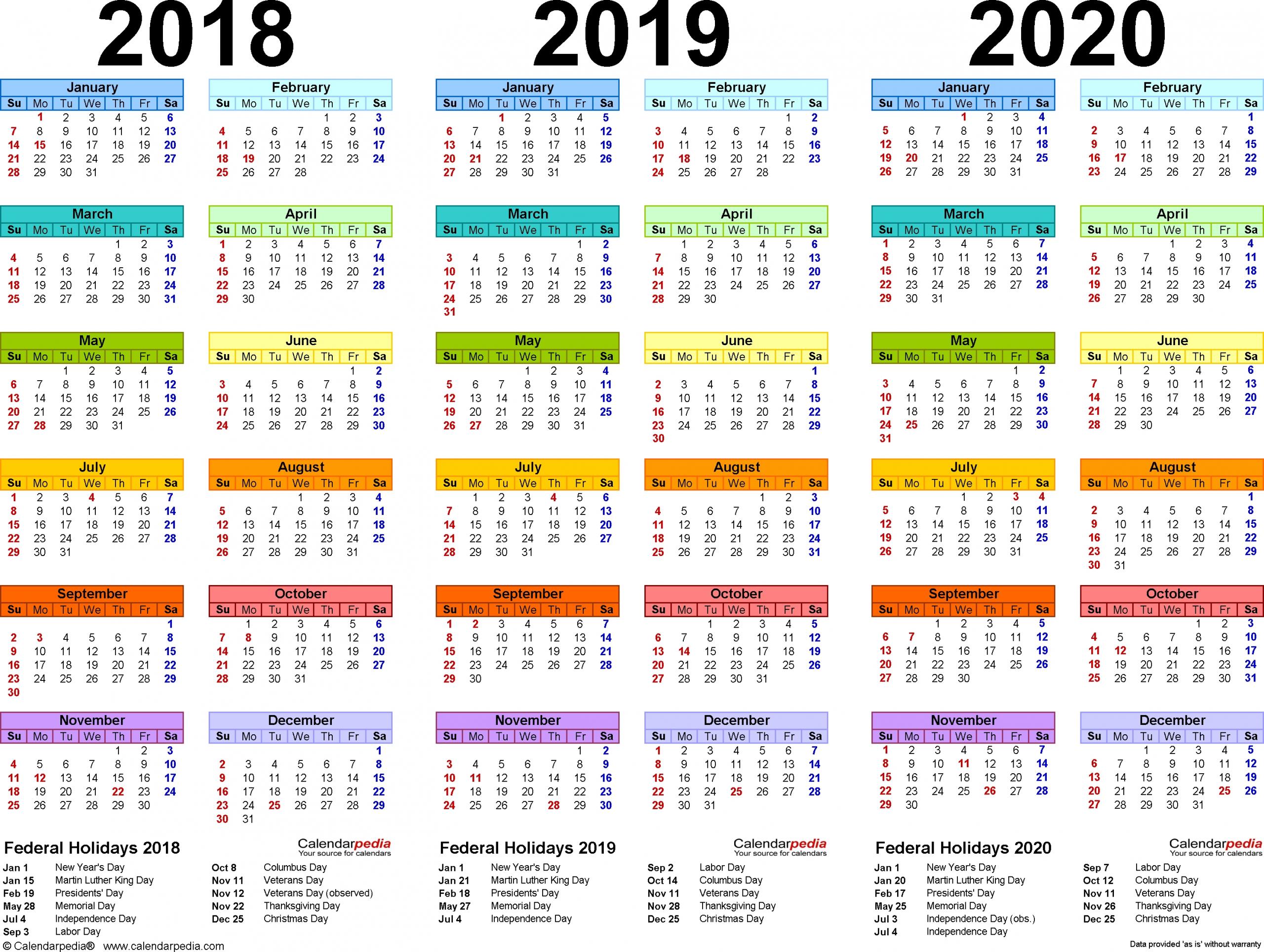 Pick Printable Pocket Calendars Online